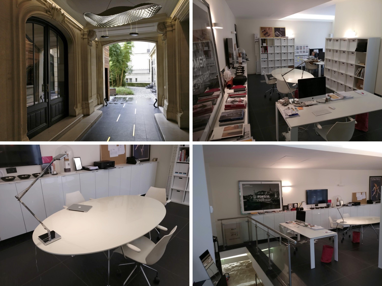 espace partagé d'une capacité de 4 personnes à Paris