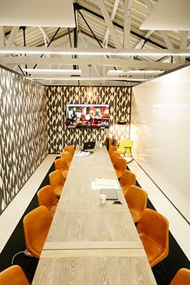 salle de réunion pour 19 personnes à Lyon 07