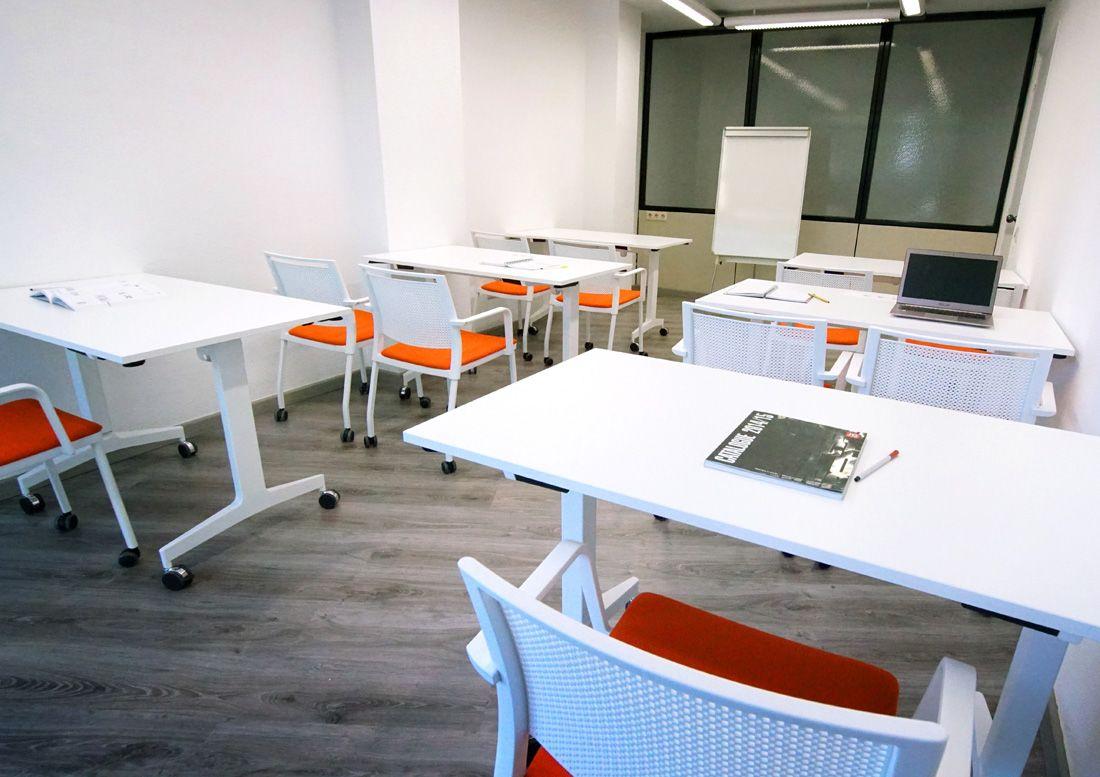 salle de réunion pour 16 personnes à Barcelona