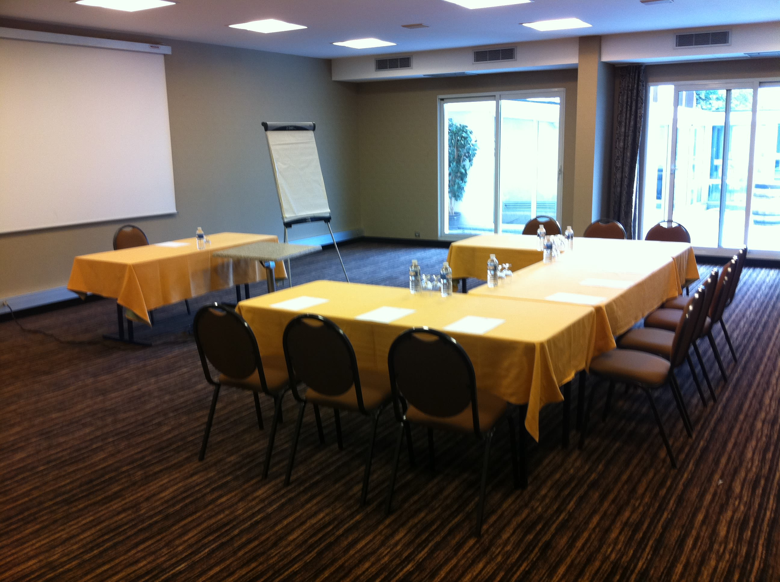 salle de réunion pour 50 personnes à Deauville
