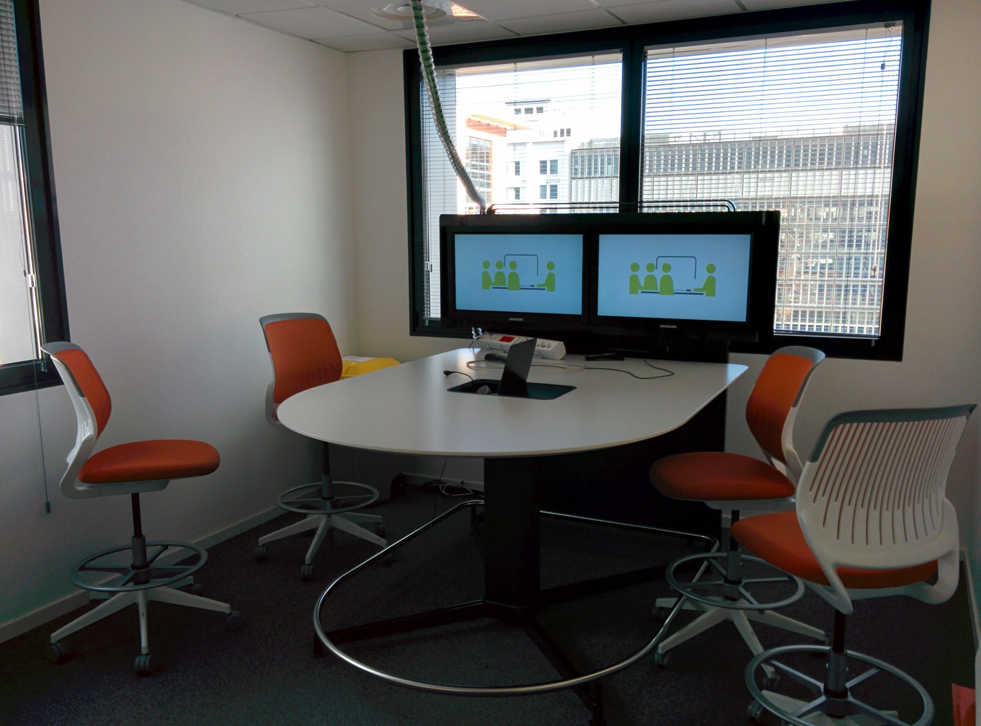 salle de réunion pour 5 personnes à Strasbourg