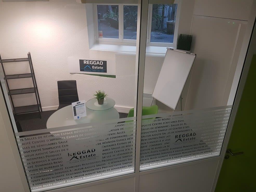 salle de réunion pour 8 personnes à Grenoble