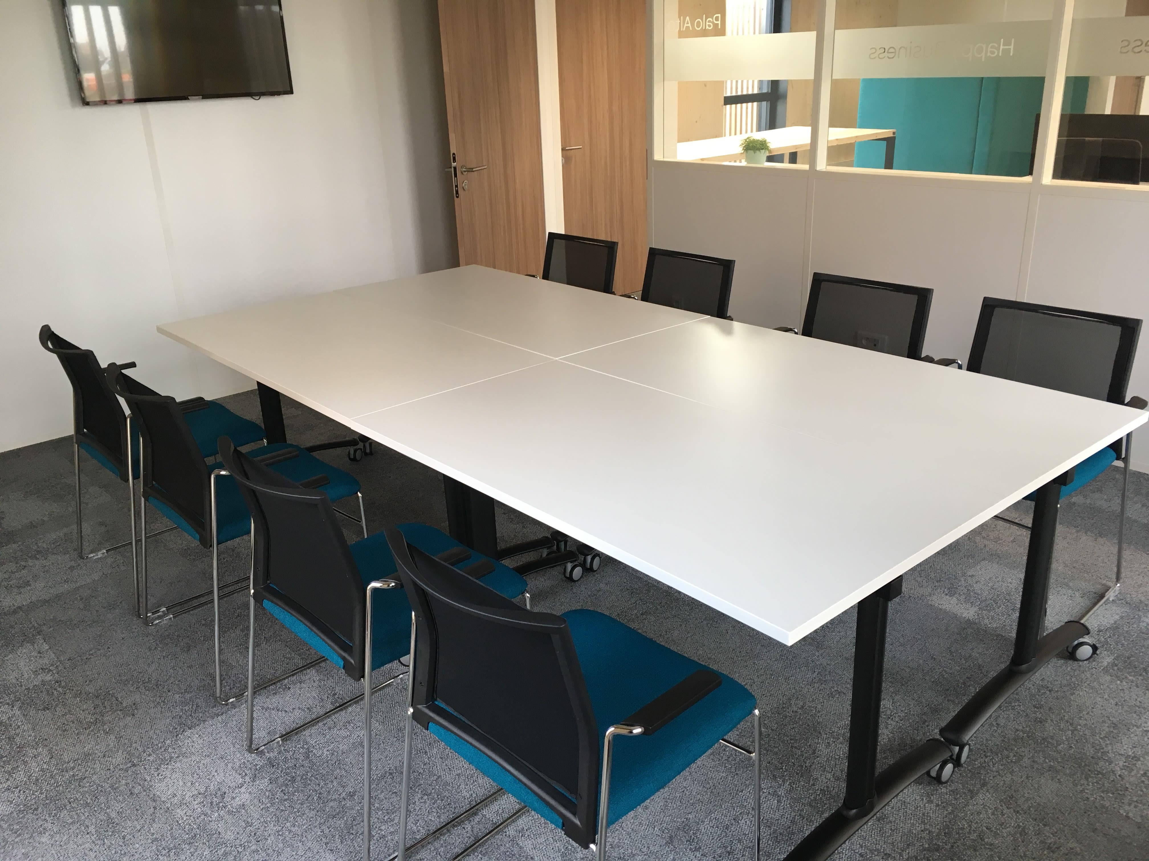 salle de réunion pour 15 personnes à Wambrechies