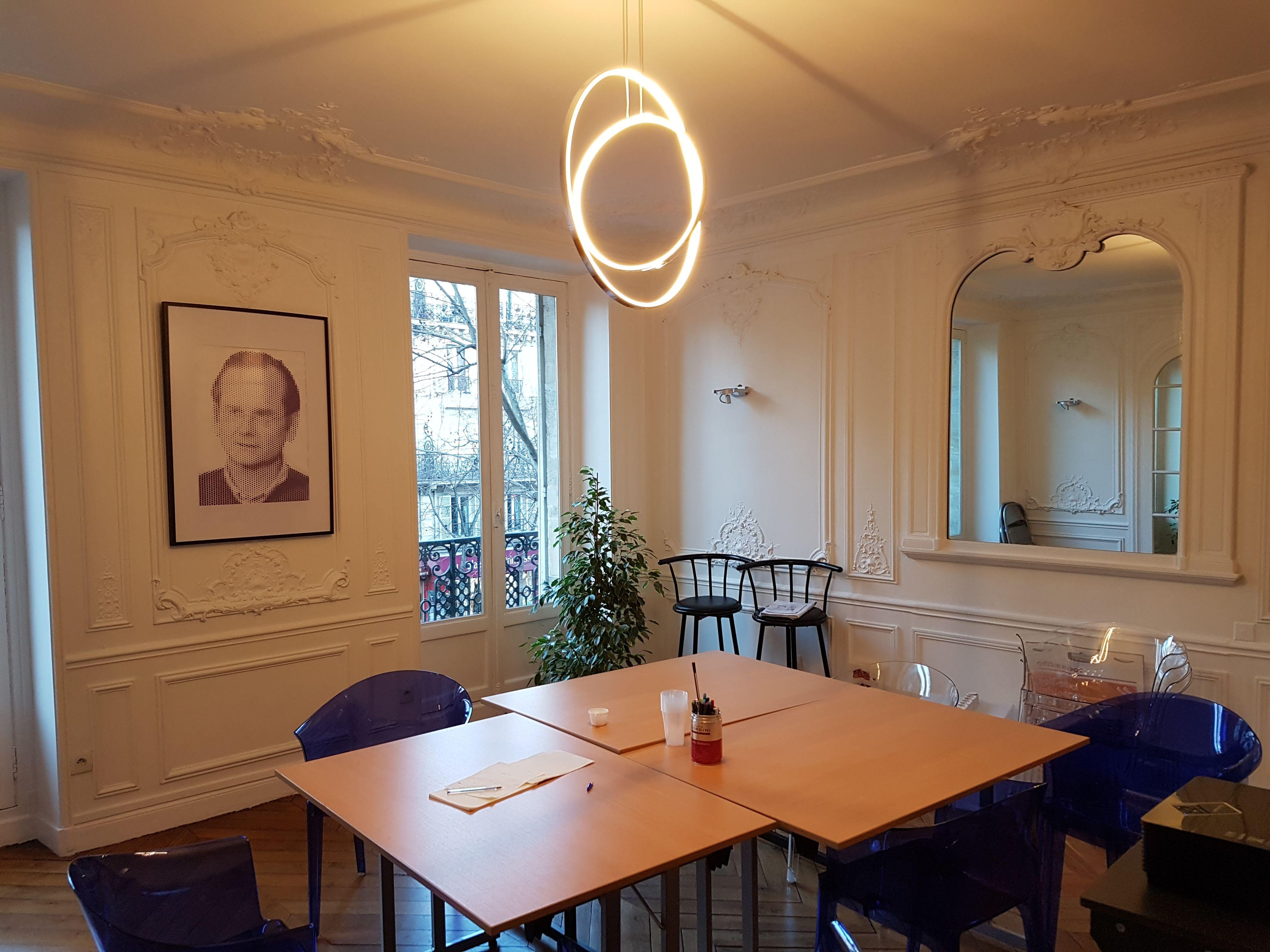 salle de réunion pour 12 personnes à Paris 10