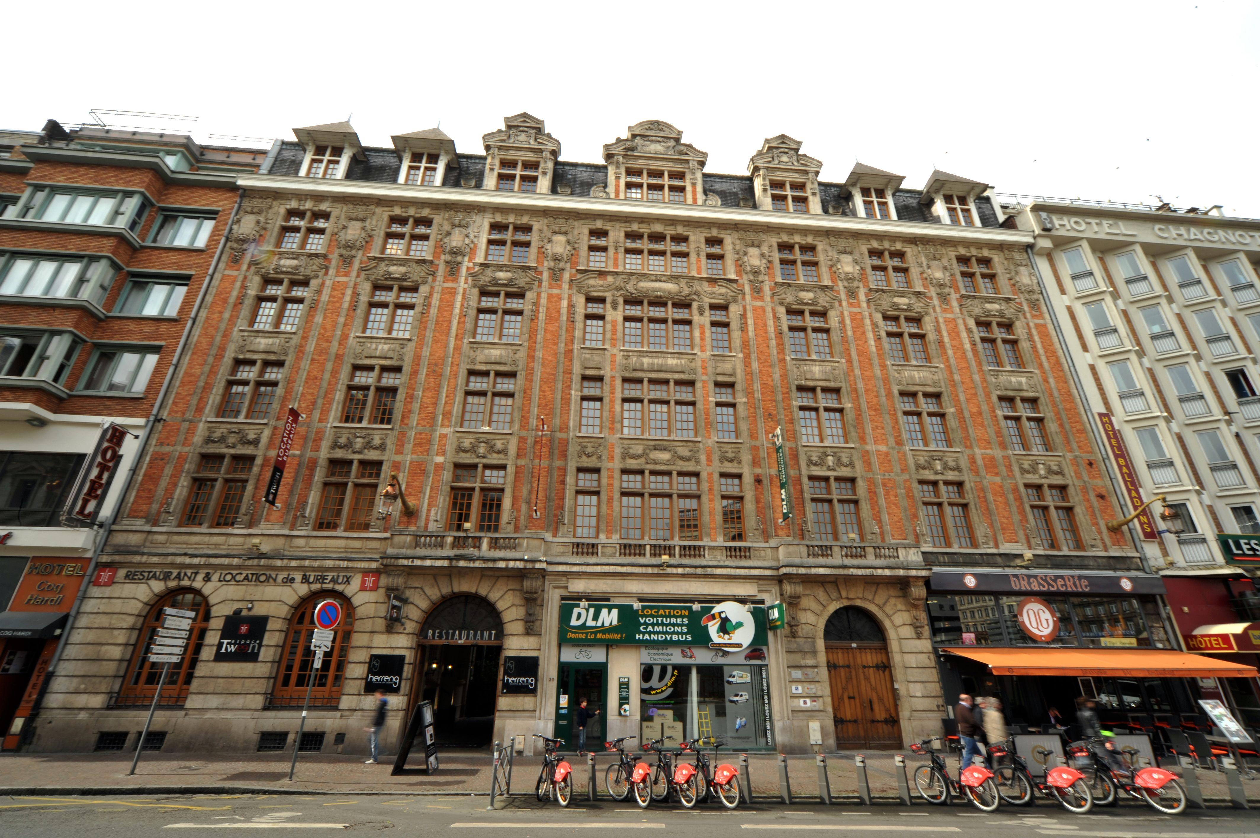 salle de réunion pour 25 personnes à Lille