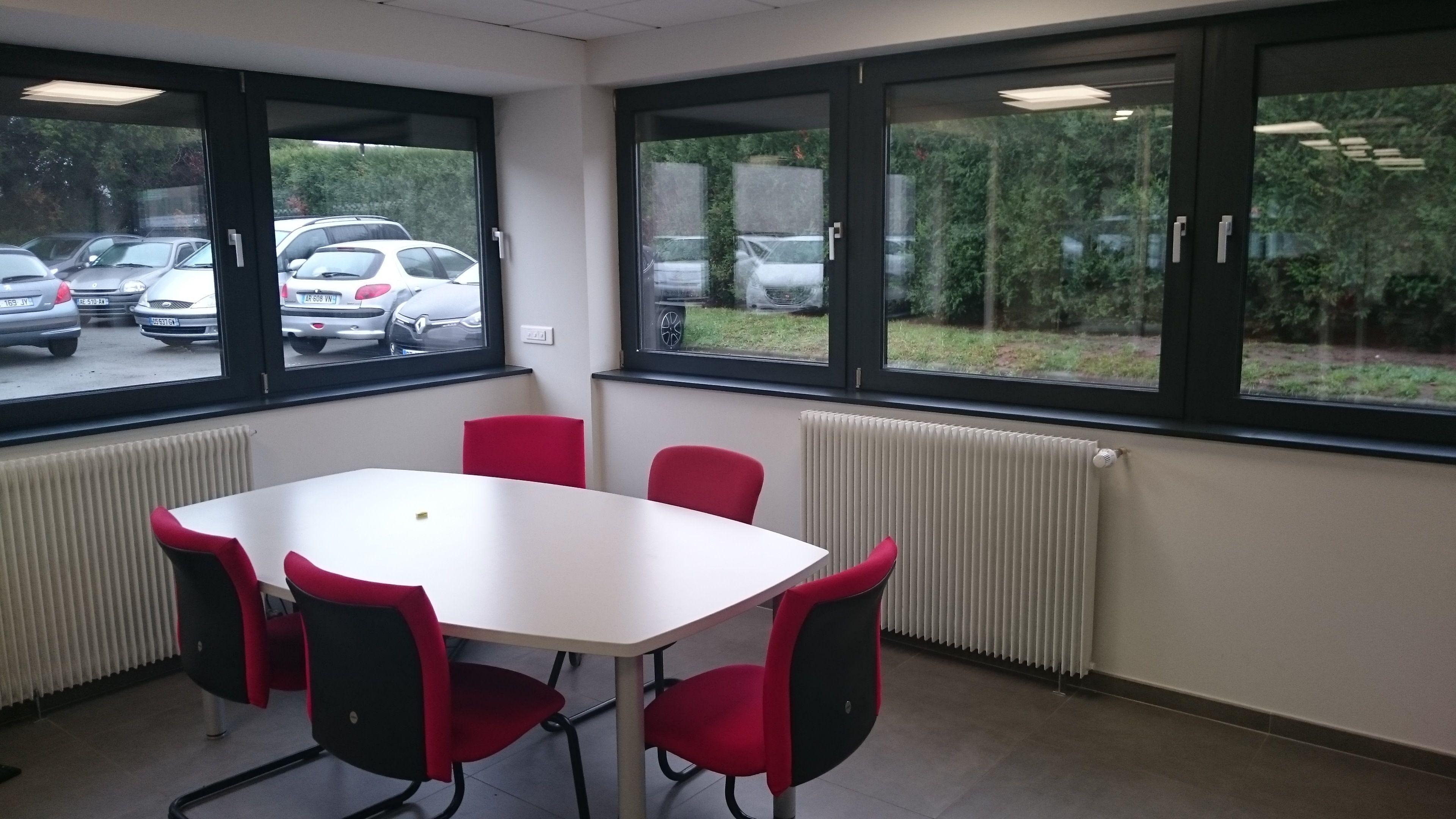 bureau privatif de 2 personnes à Marcq-en-Barœul