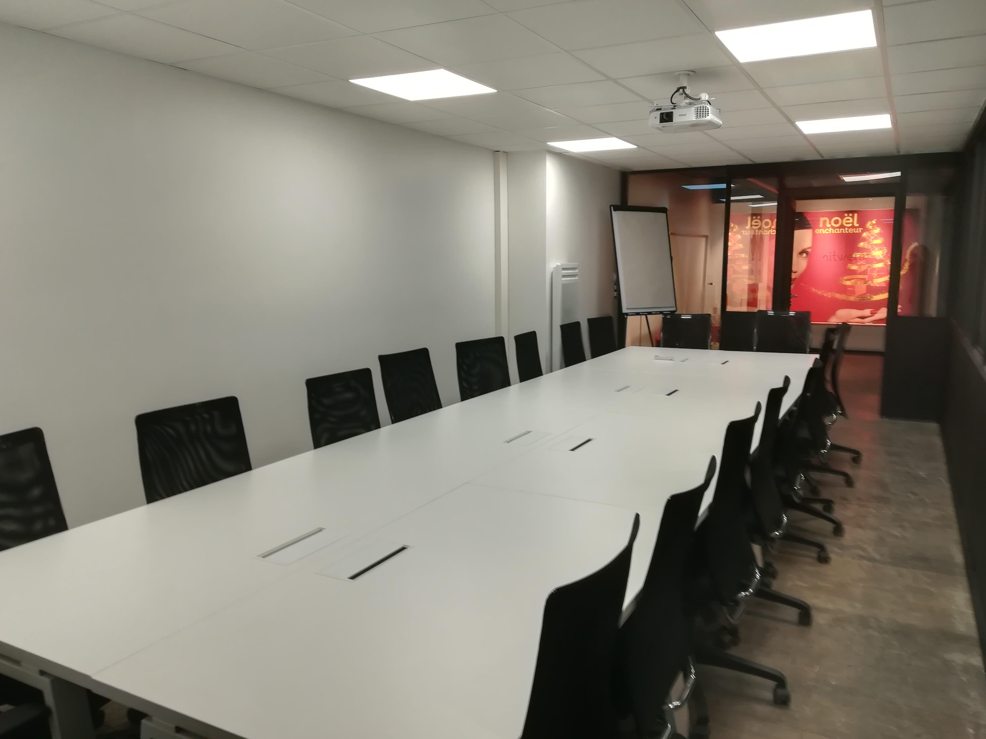 salle de réunion pour 20 personnes à Lille