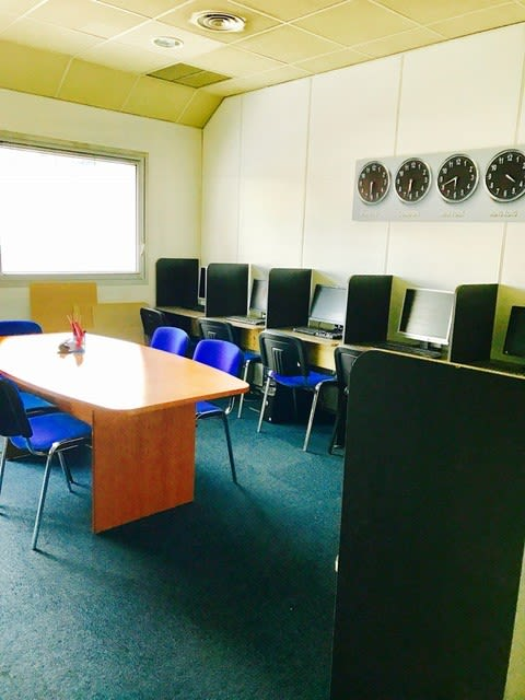 bureau privatif de 8 personnes à Nanterre