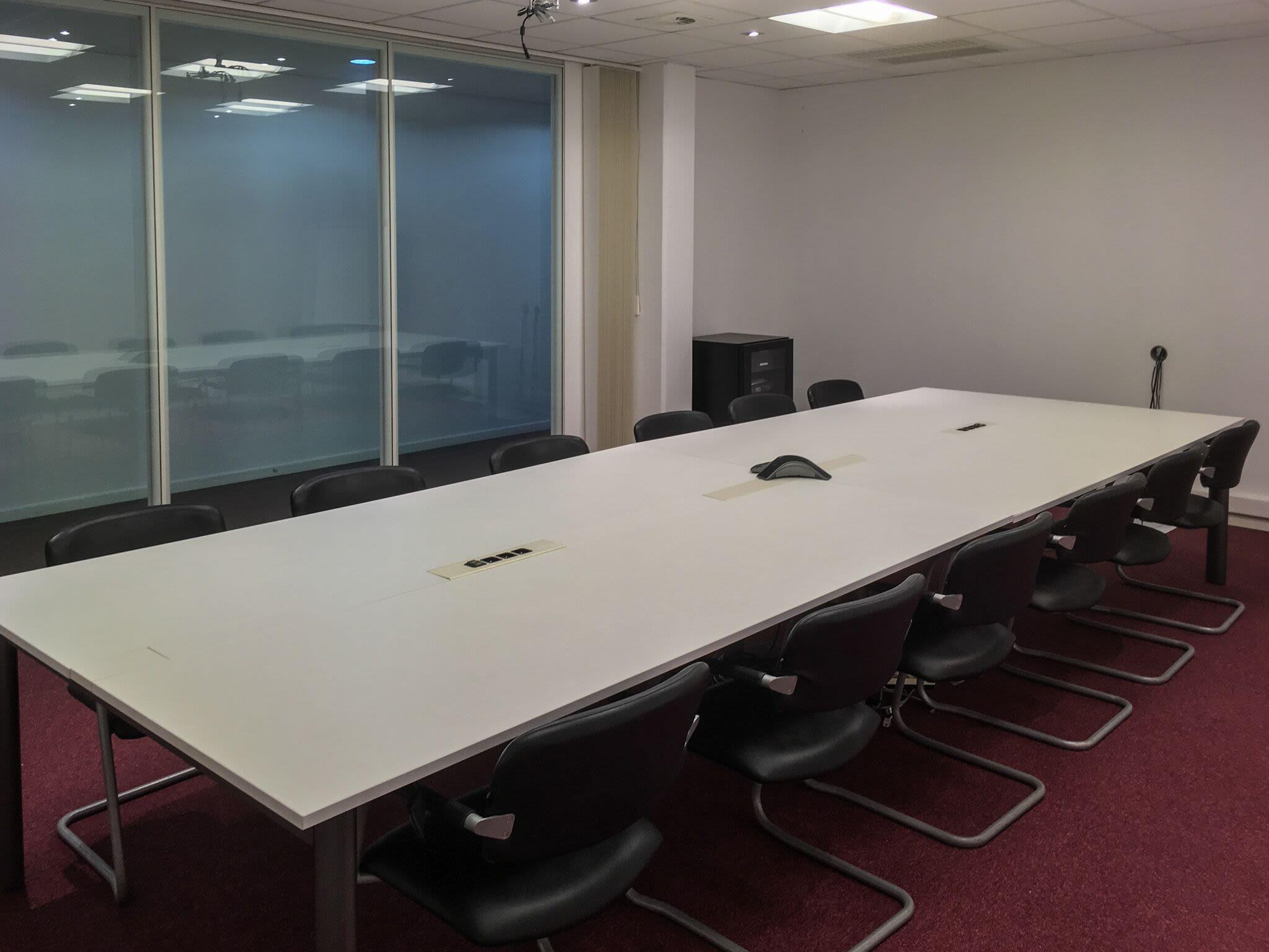 salle de réunion pour 12 personnes à Evere