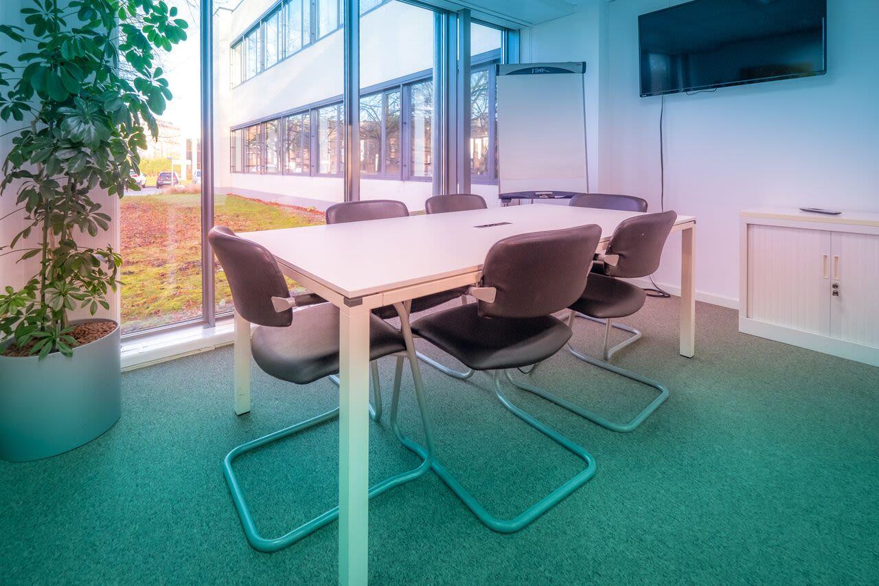 salle de réunion pour 6 personnes à Evere