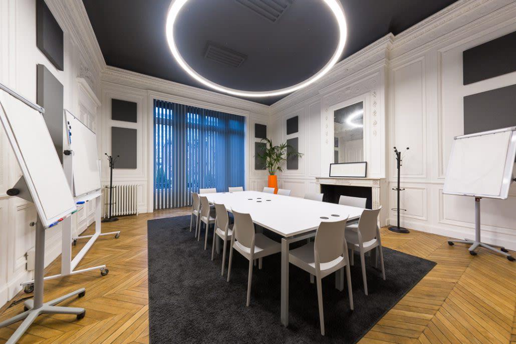 salle de réunion pour 25 personnes à Roubaix