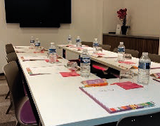 salle de réunion pour 10 personnes à Paris