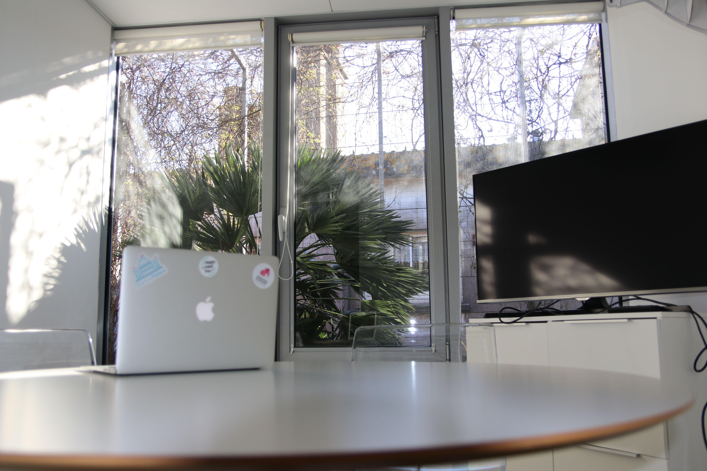 salle de réunion pour 4 personnes à Nantes