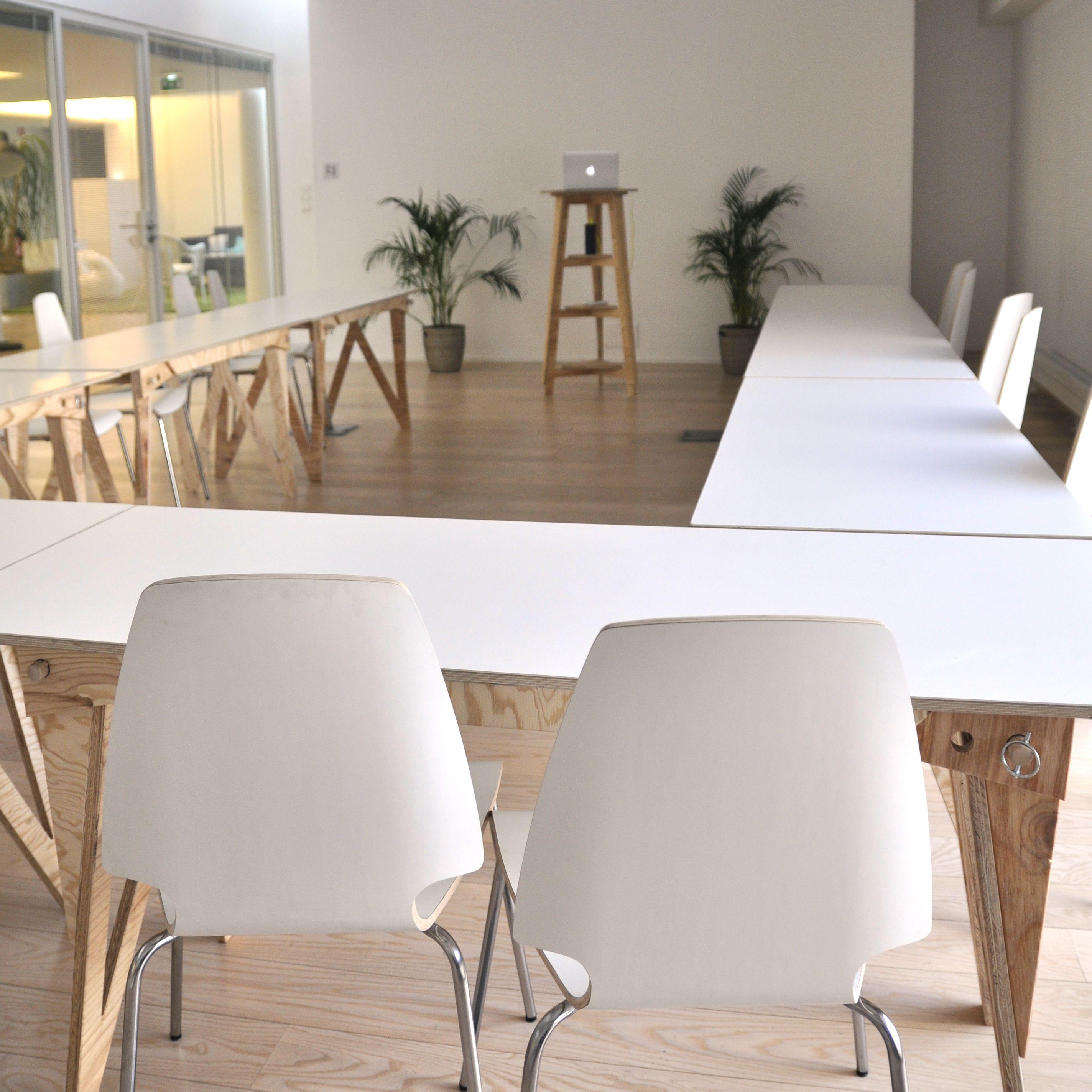 salle de réunion pour 60 personnes à Nantes