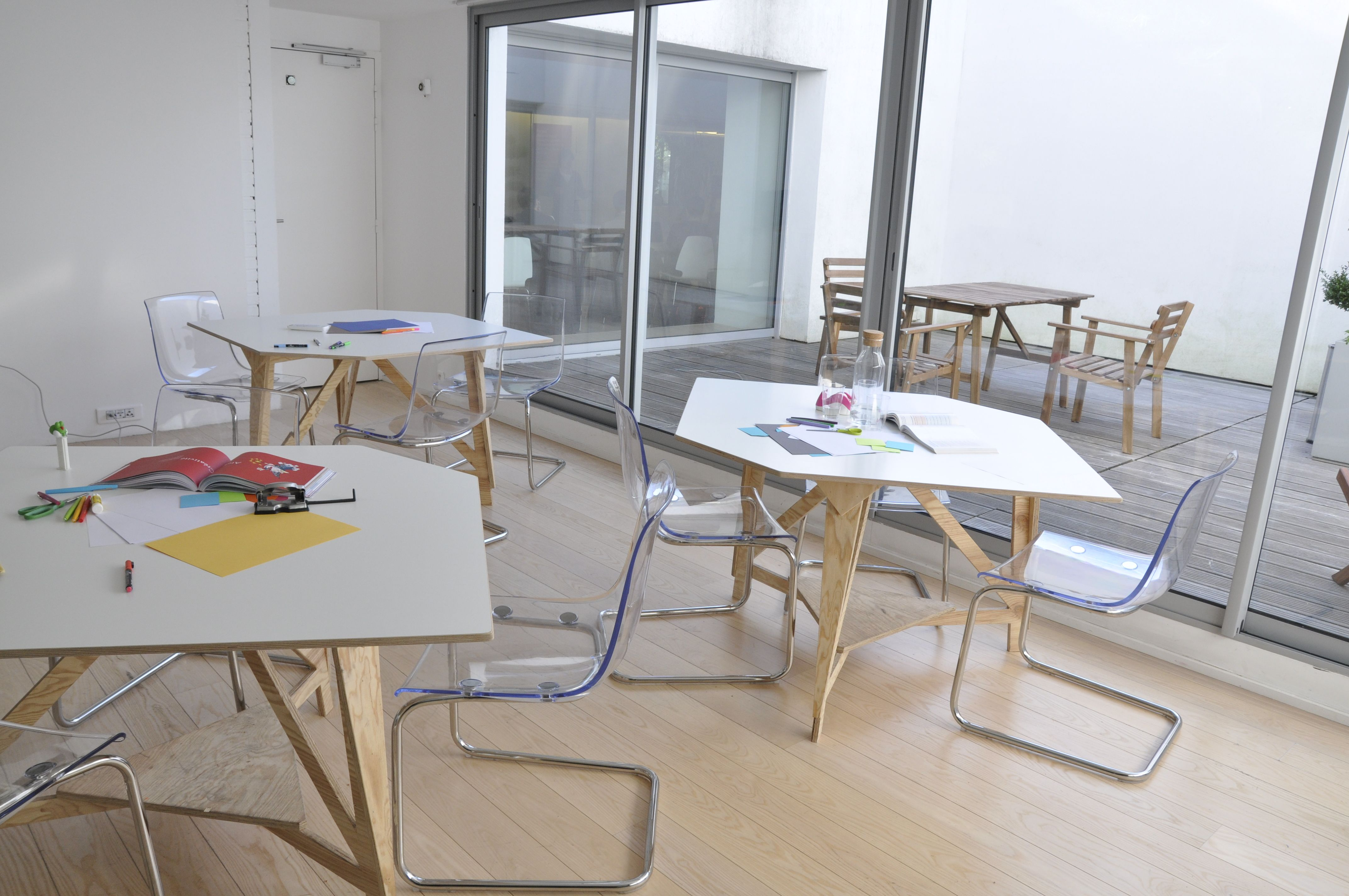 salle de réunion pour 10 personnes à Nantes
