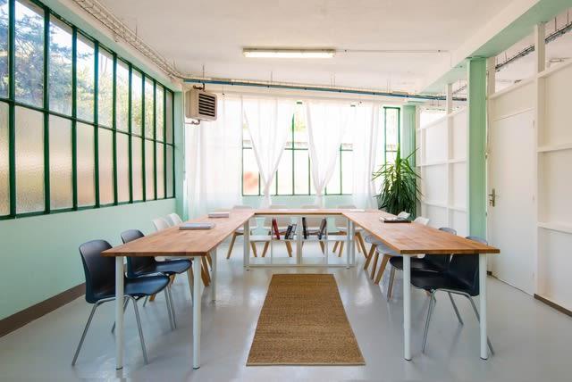 salle de réunion pour 120 personnes à Marseille