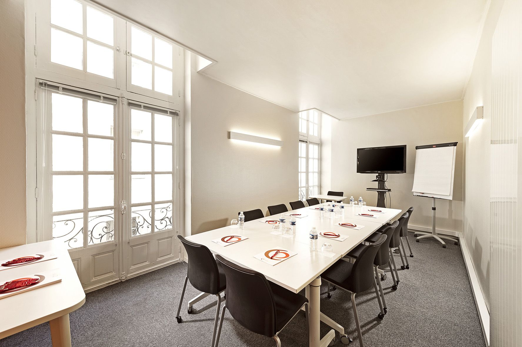 salle de réunion pour 18 personnes à Nantes