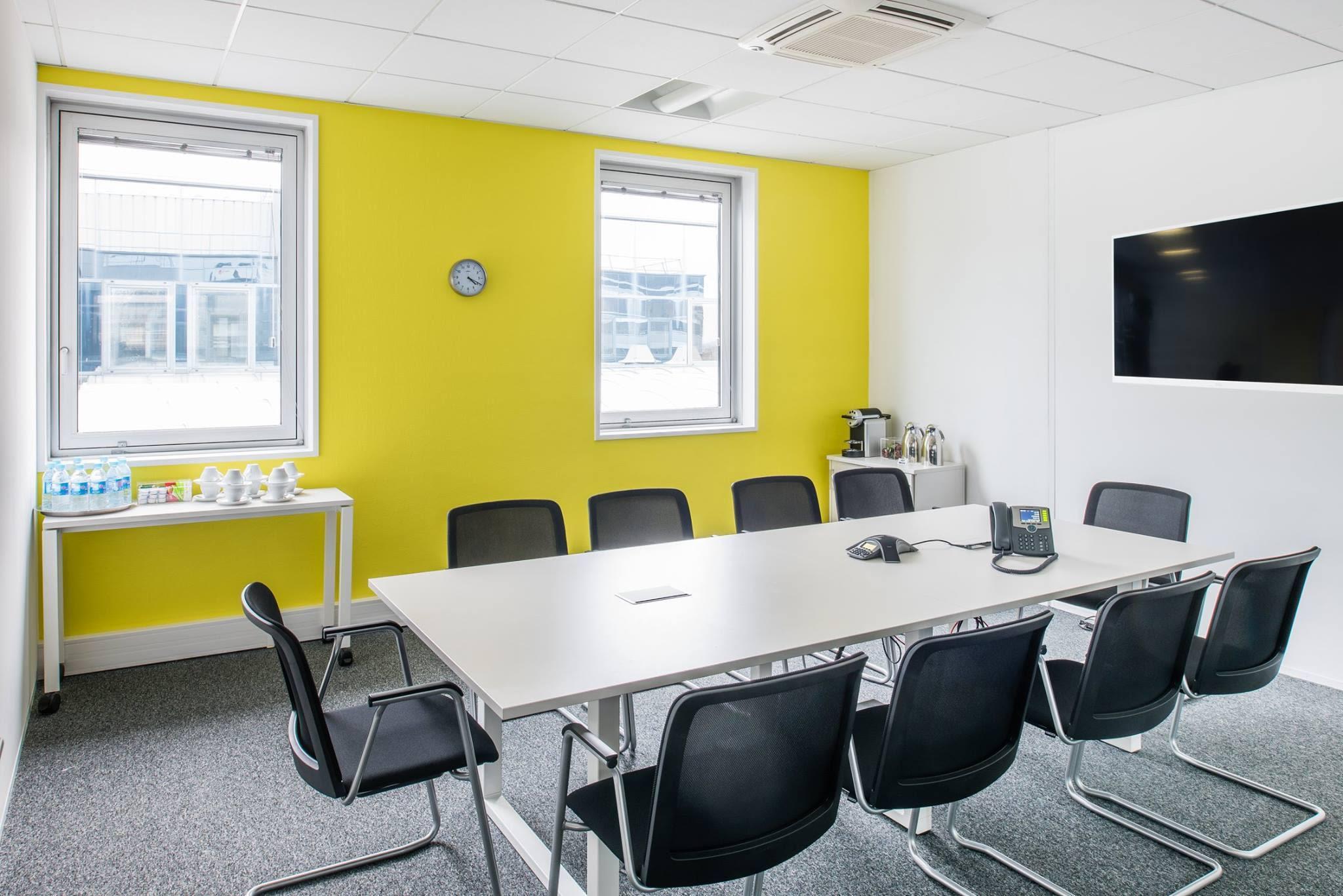 salle de réunion pour 10 personnes à Cergy