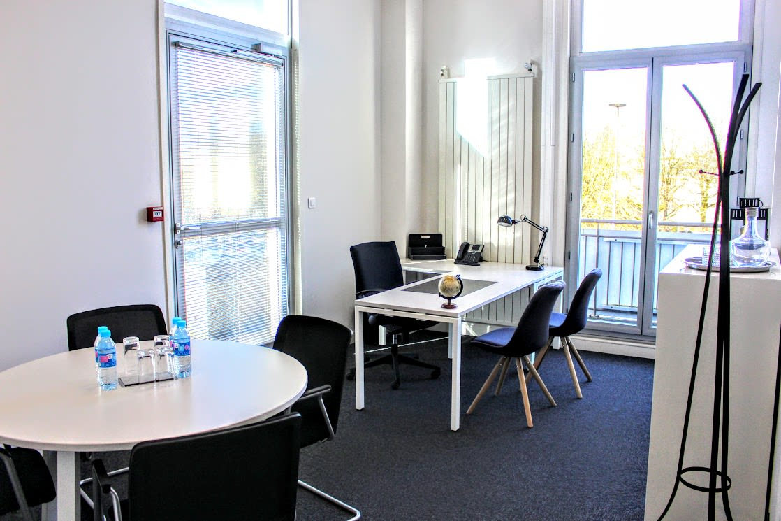 bureau privatif de 3 personnes à Beauvais