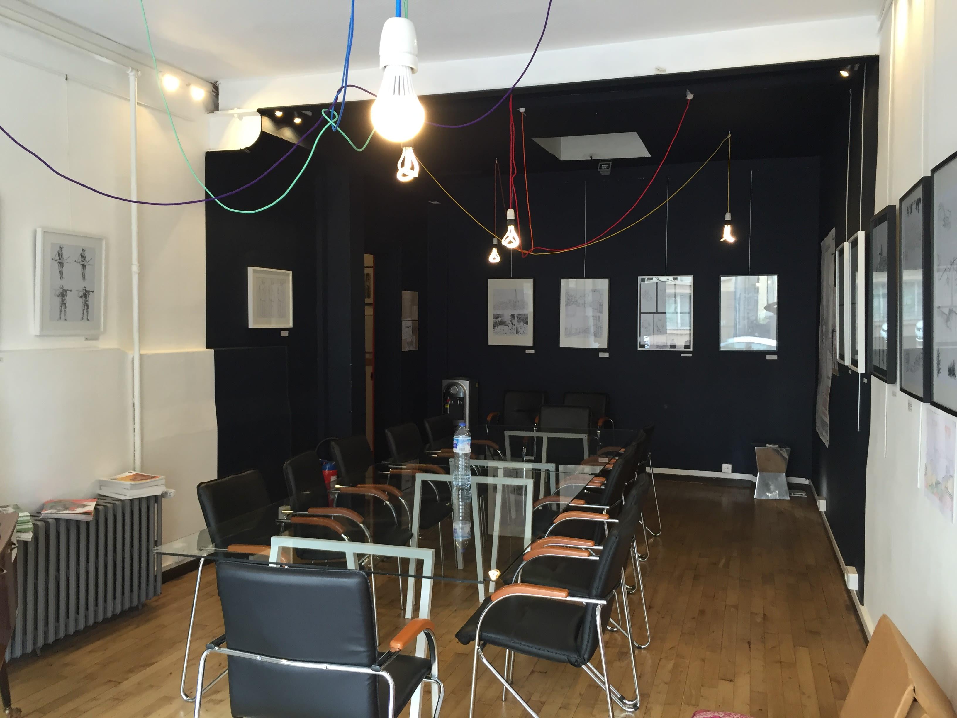 salle de réunion pour 20 personnes à Limoges