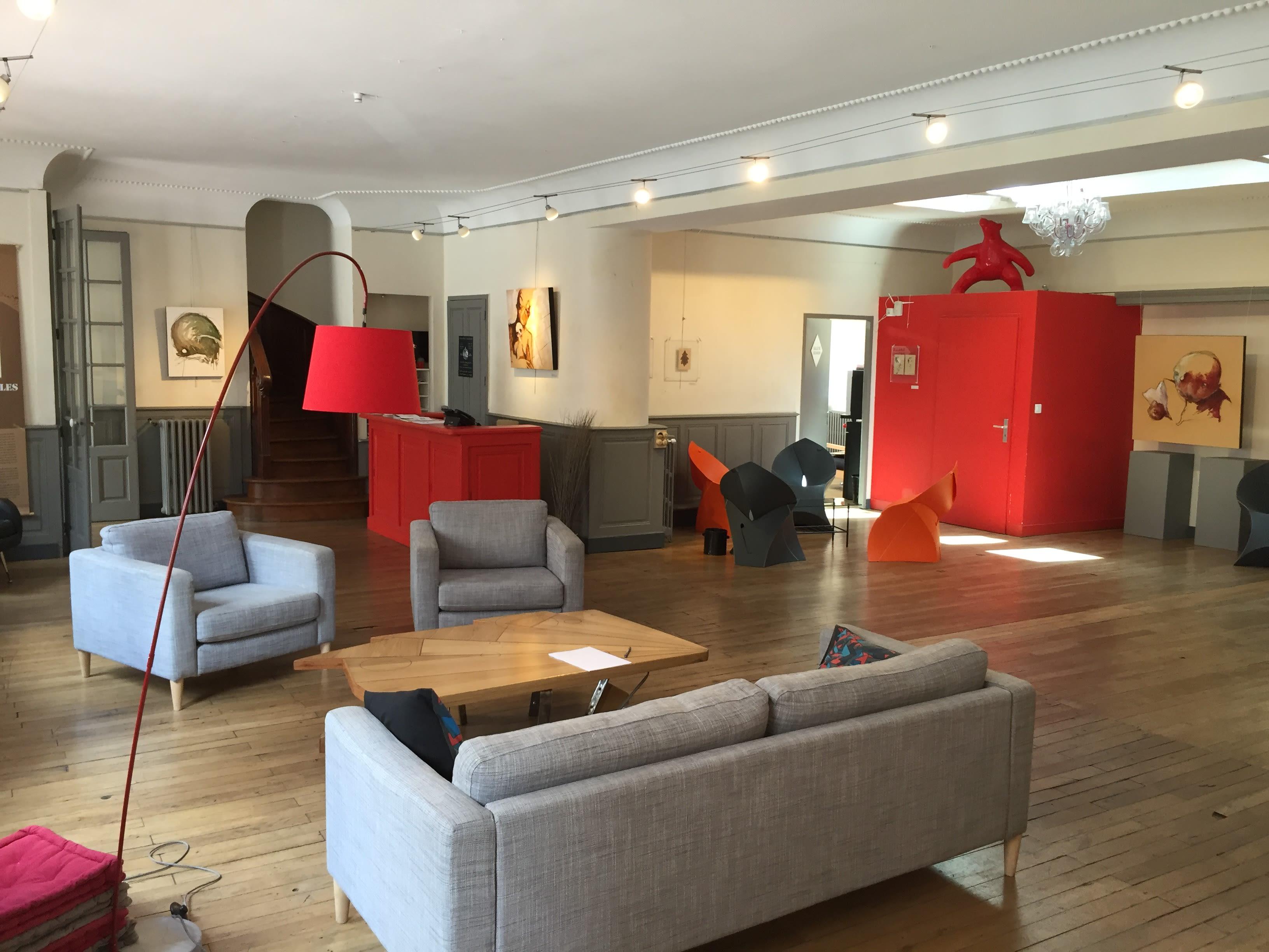 salle de réunion pour 100 personnes à Limoges