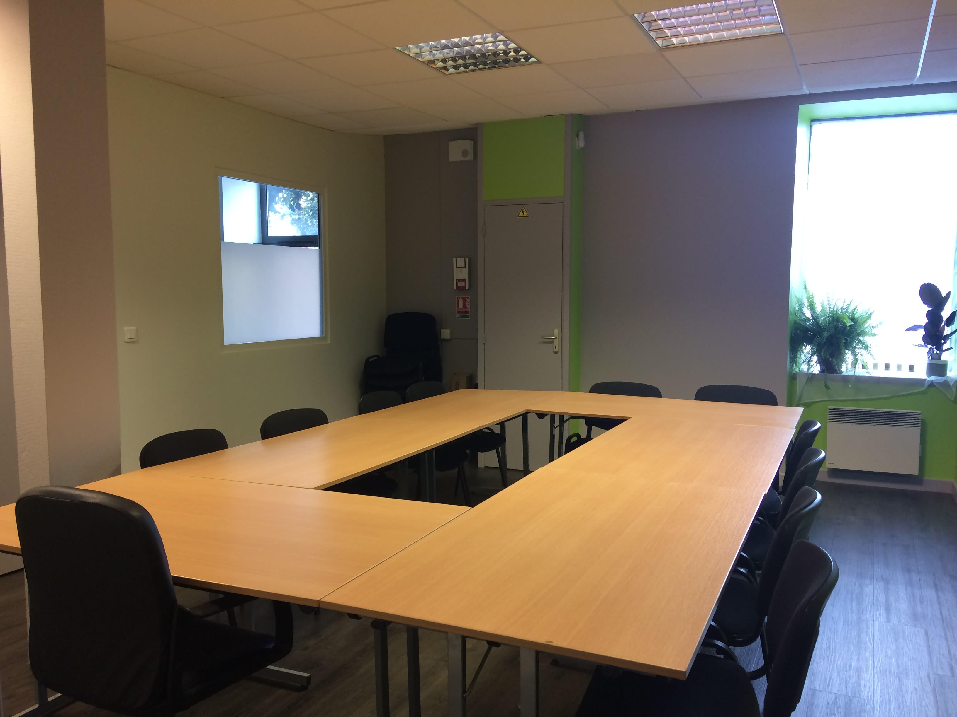 salle de réunion pour 15 personnes à Limoges