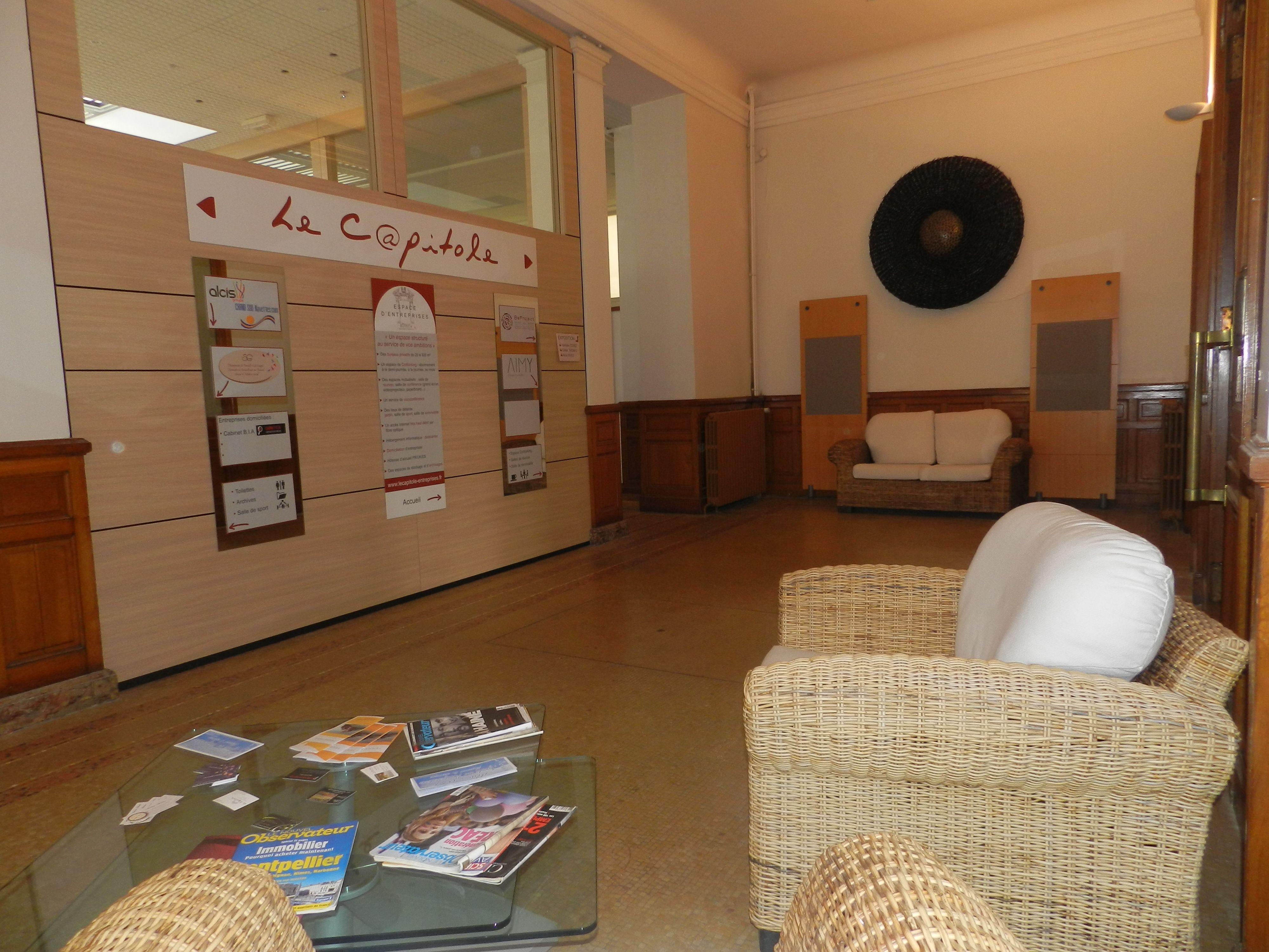 espace partagé d'une capacité de 5 personnes à Mazamet