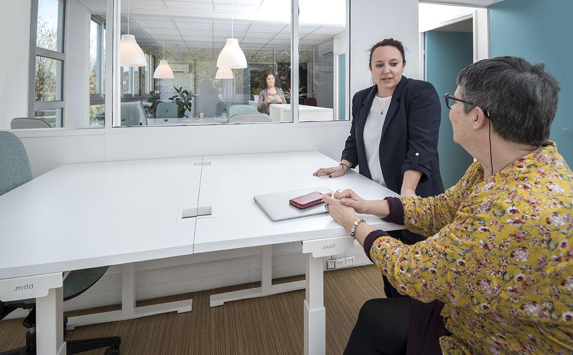 bureau privatif de 4 personnes à Meylan