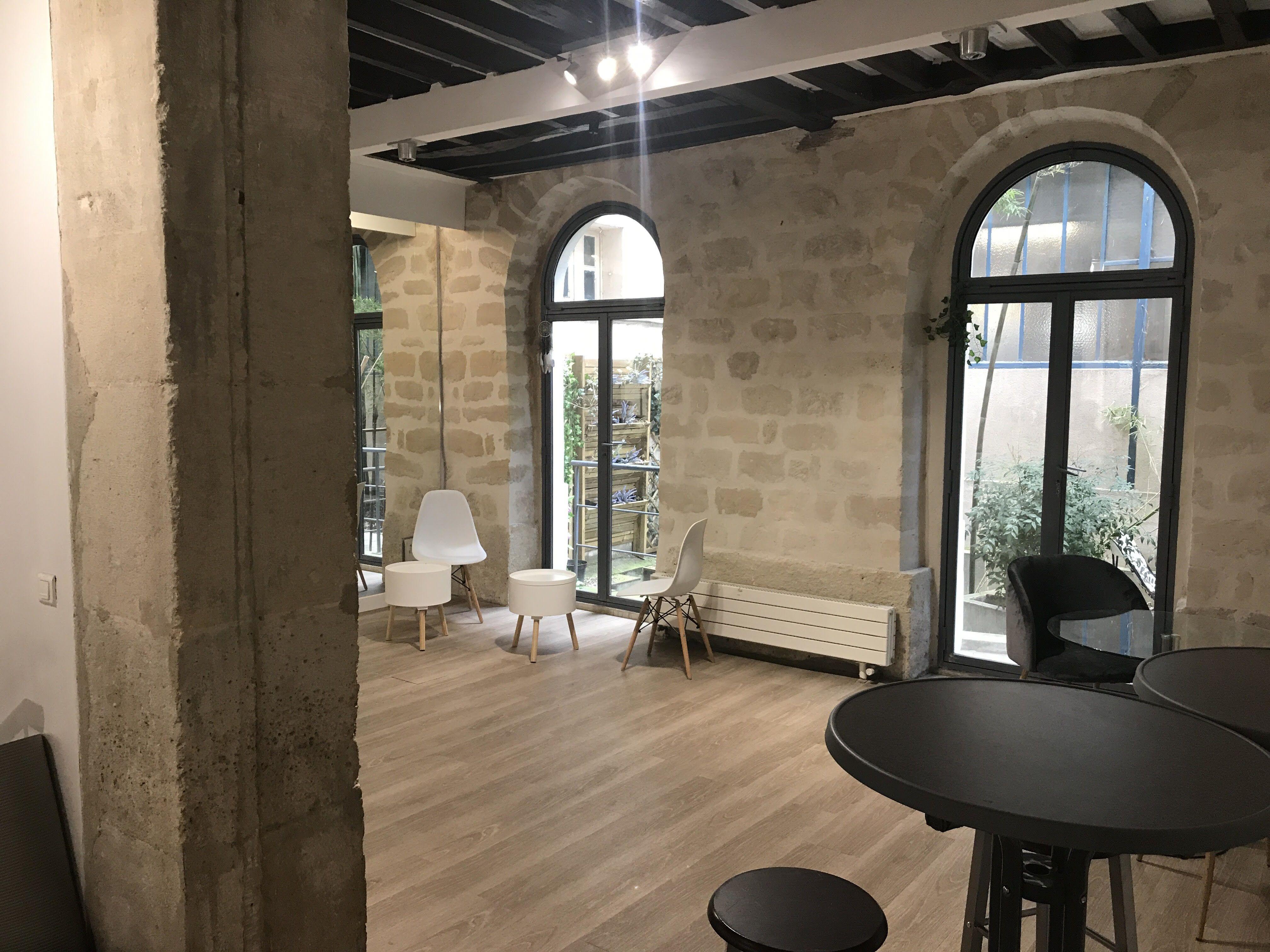 salle de réunion pour 70 personnes à Paris