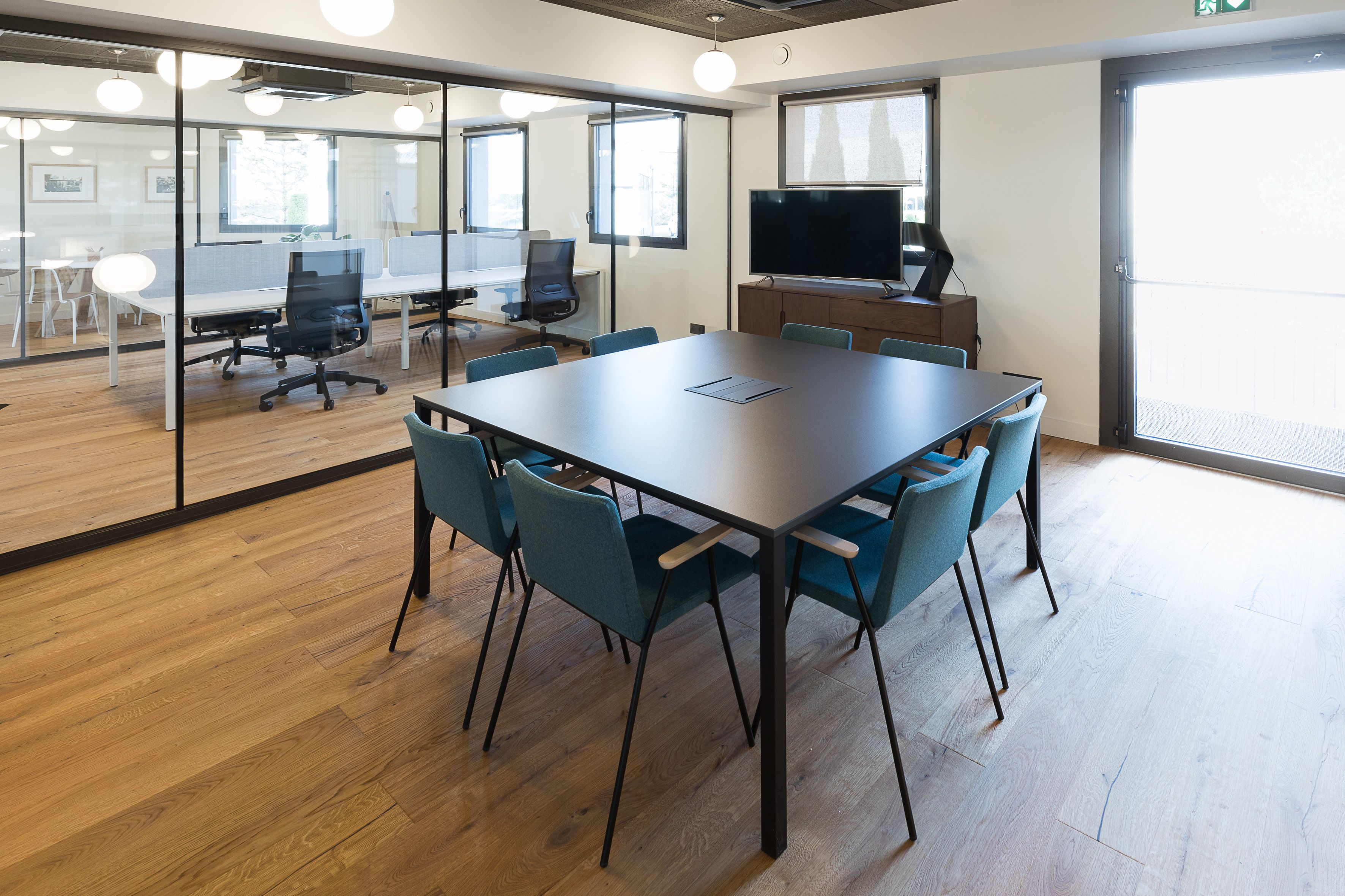 salle de réunion pour 8 personnes à Neyron