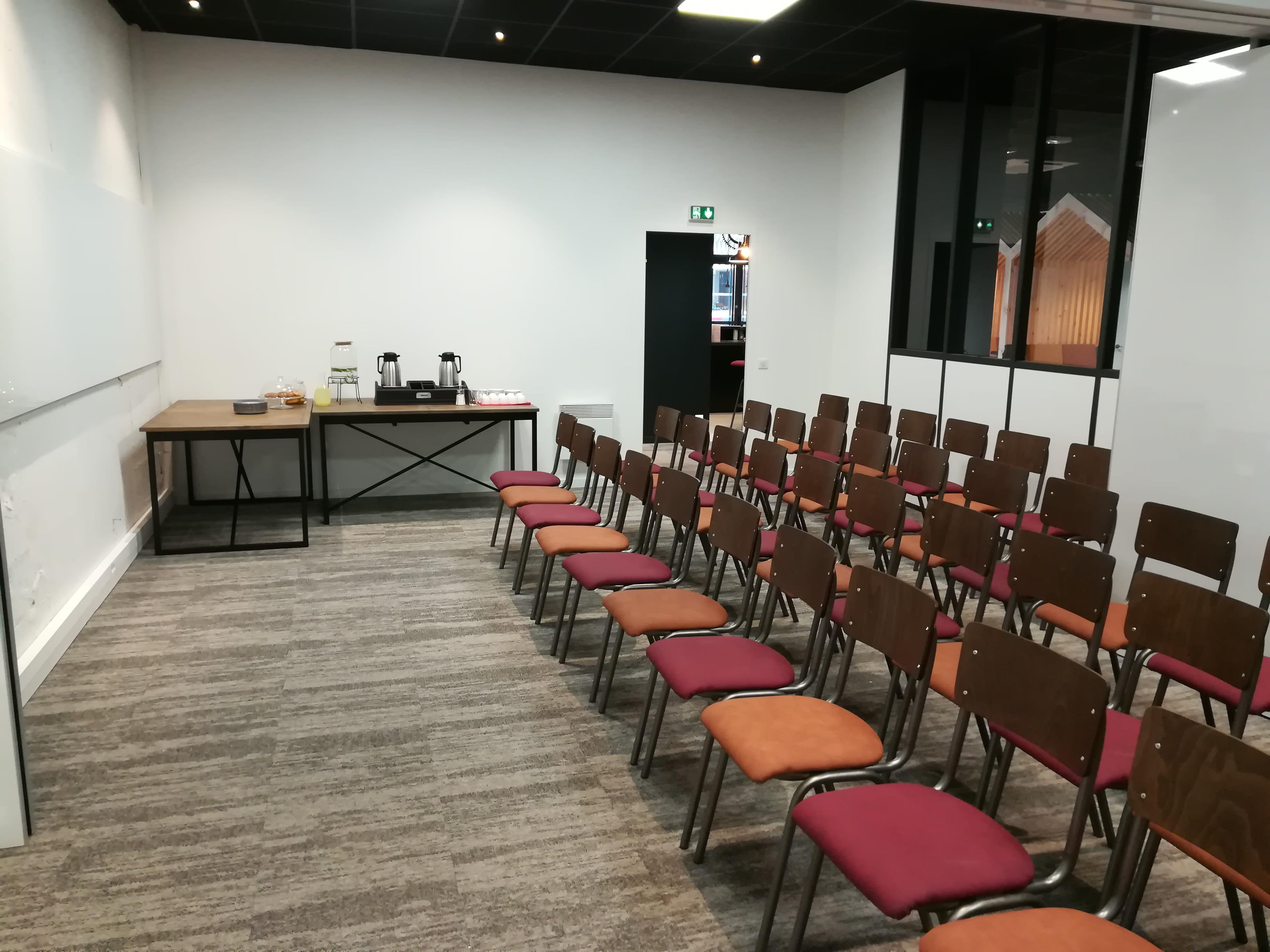 salle de réunion pour 50 personnes à Lille