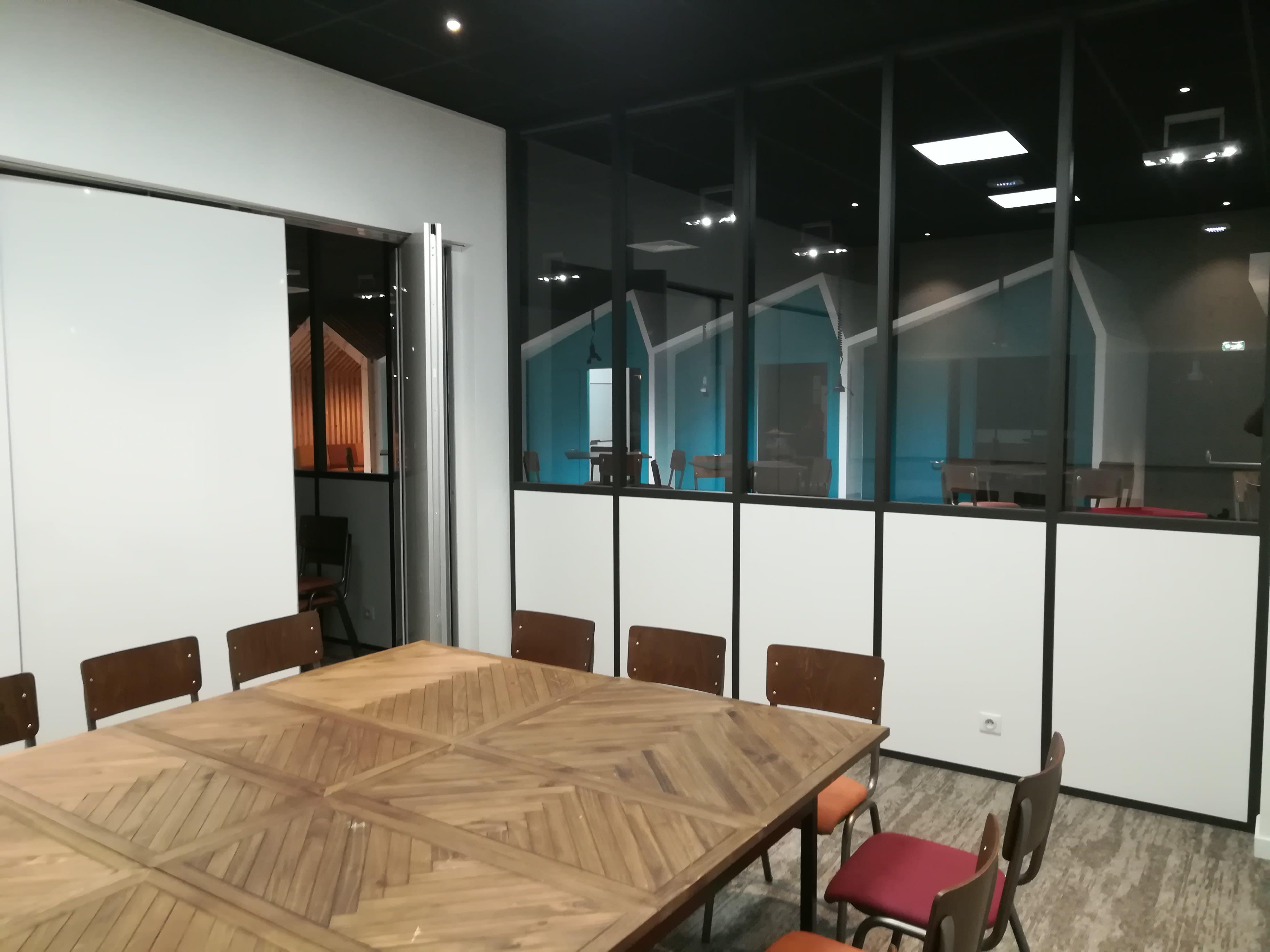 salle de réunion pour 19 personnes à Lille