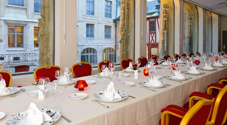 salle de réunion pour 60 personnes à Rouen