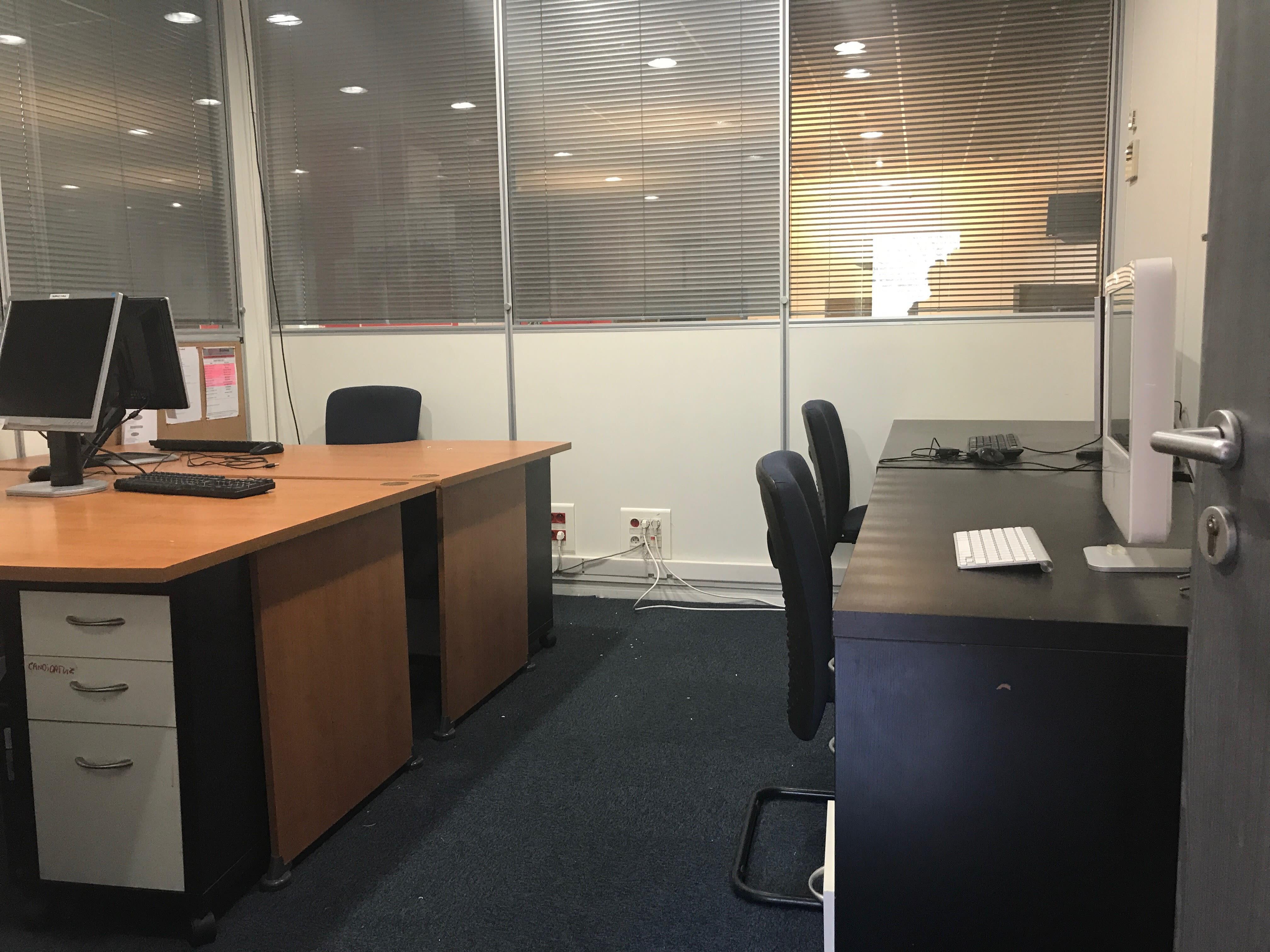 bureau privatif de 4 personnes à Nanterre