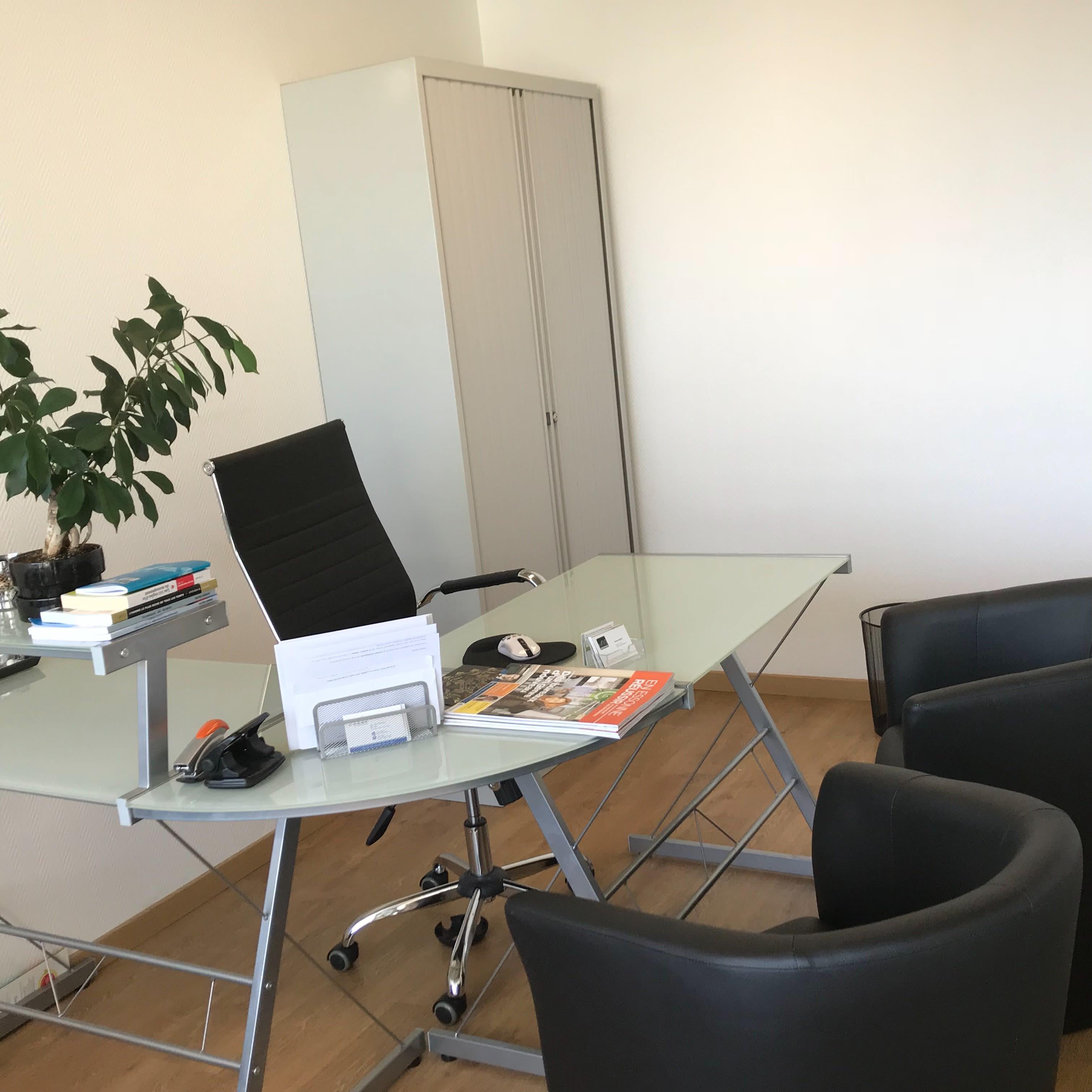 bureau privatif de 6 personnes à Ris-Orangis