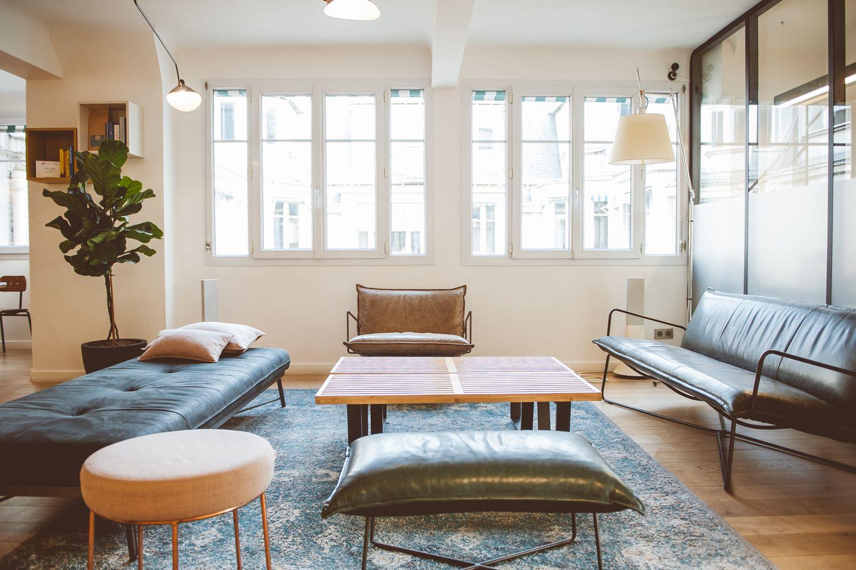 salle de réunion pour 6 personnes à Paris