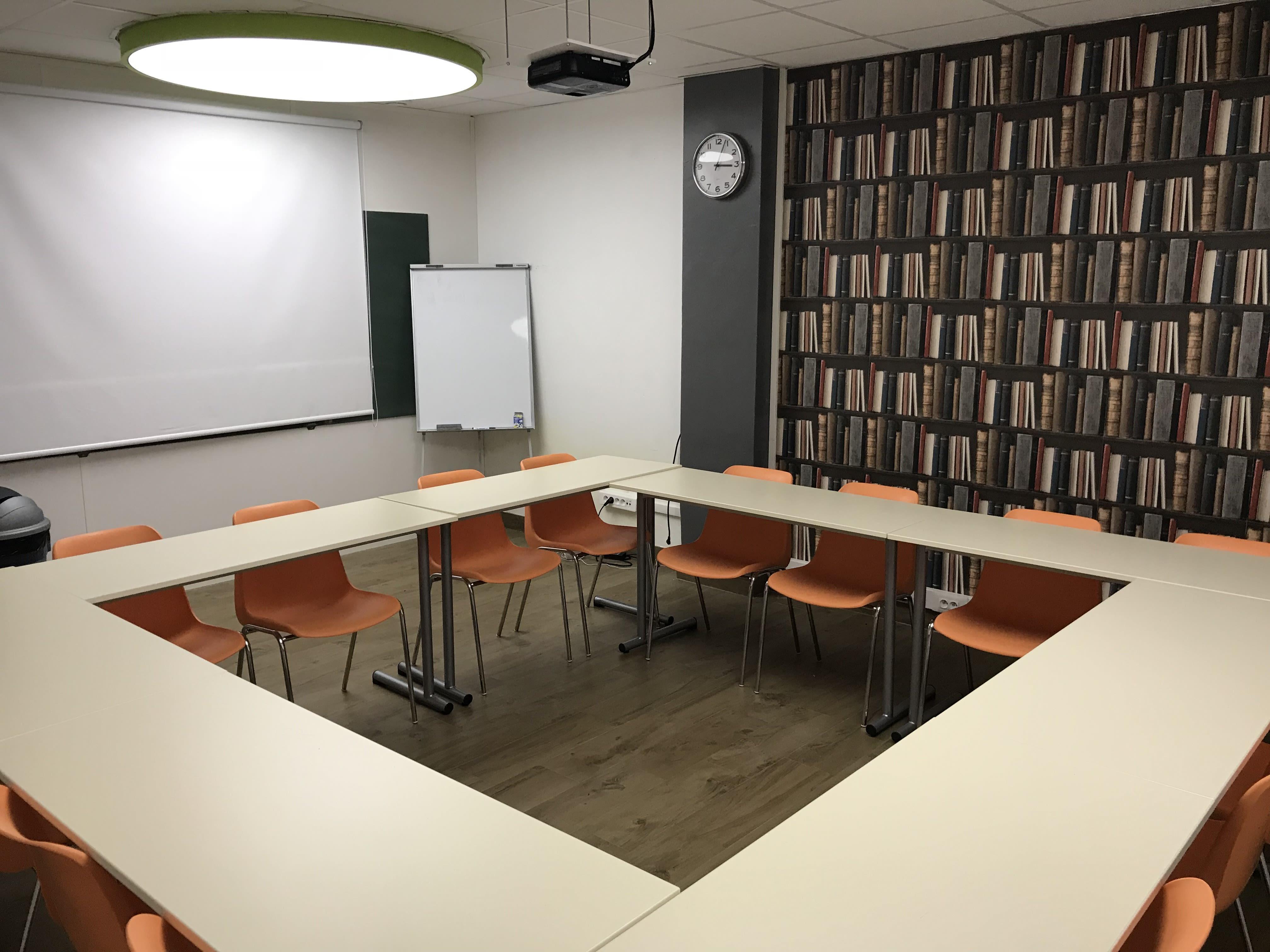 salle de réunion pour 18 personnes à Gentilly