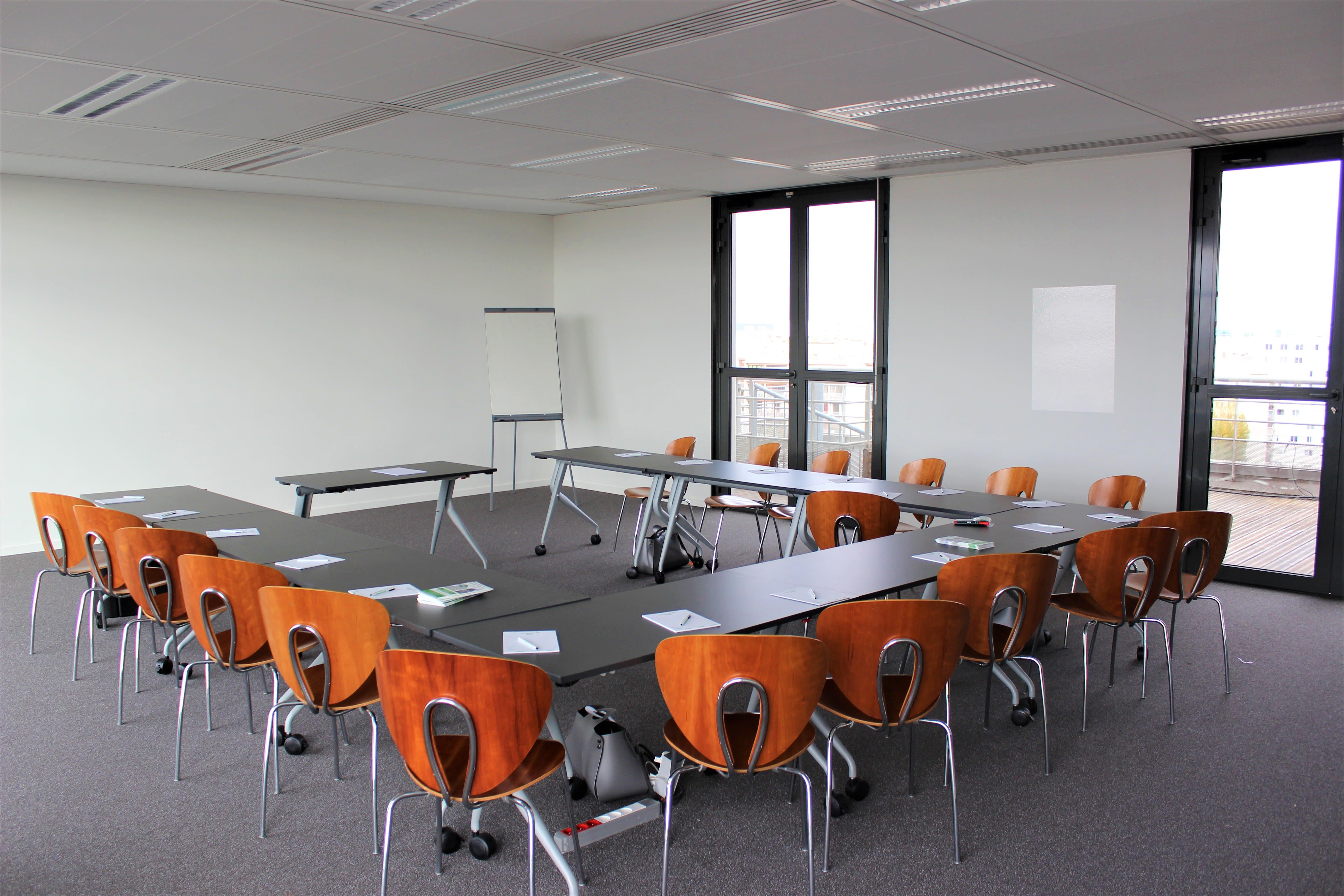 salle de réunion pour 100 personnes à Asnières-sur-Seine
