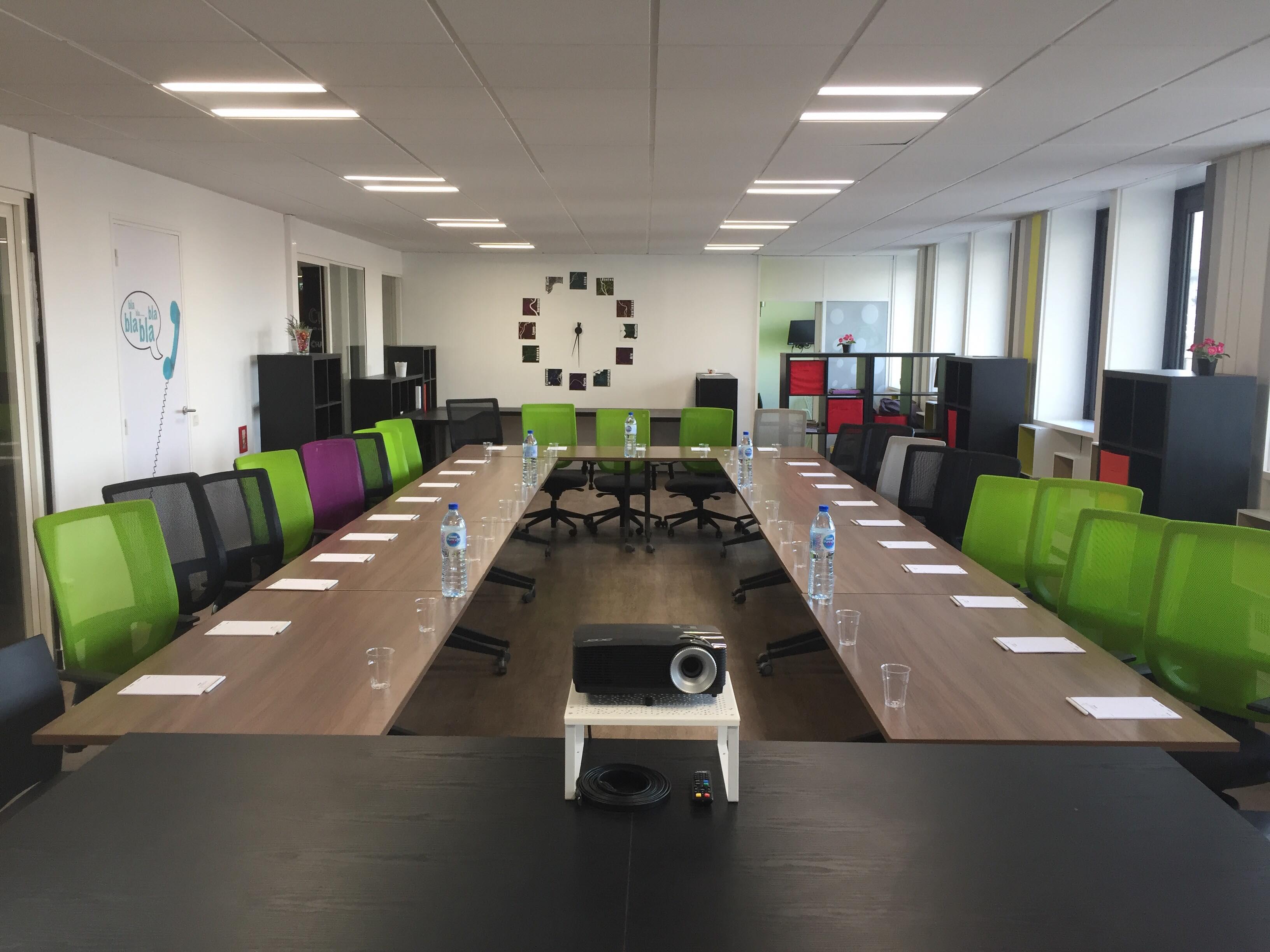 salle de réunion pour 100 personnes à Lille