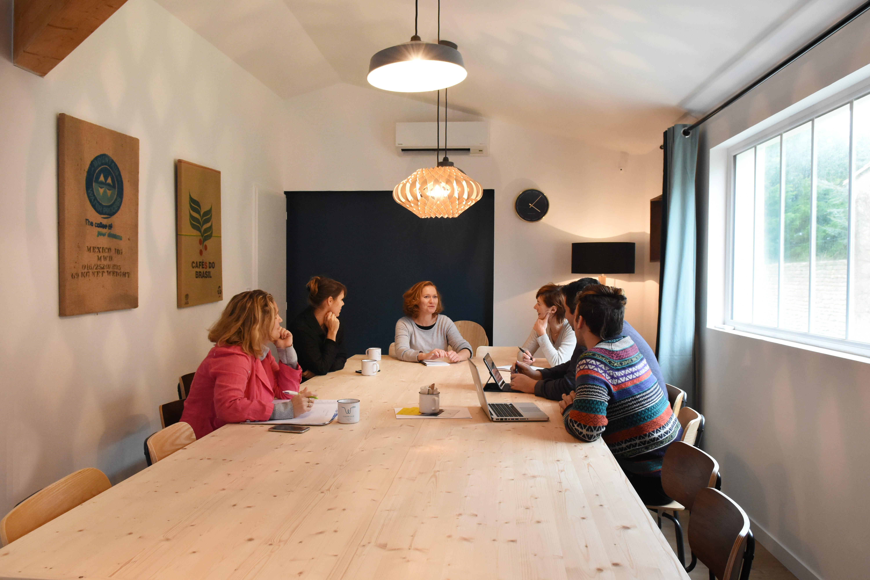 salle de réunion pour 16 personnes à Loix