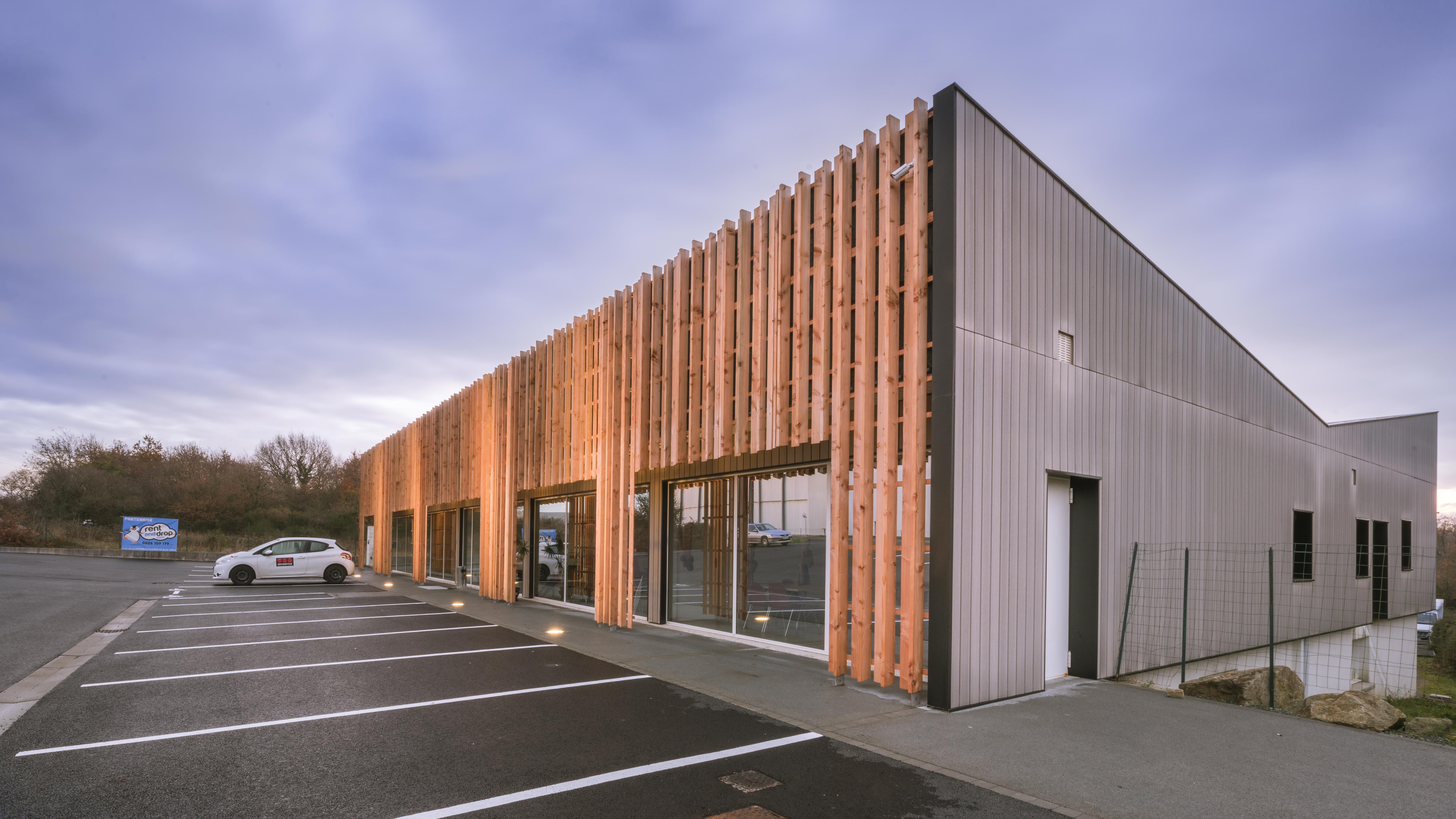 bureau privatif de 10 personnes à La Roche-sur-Yon