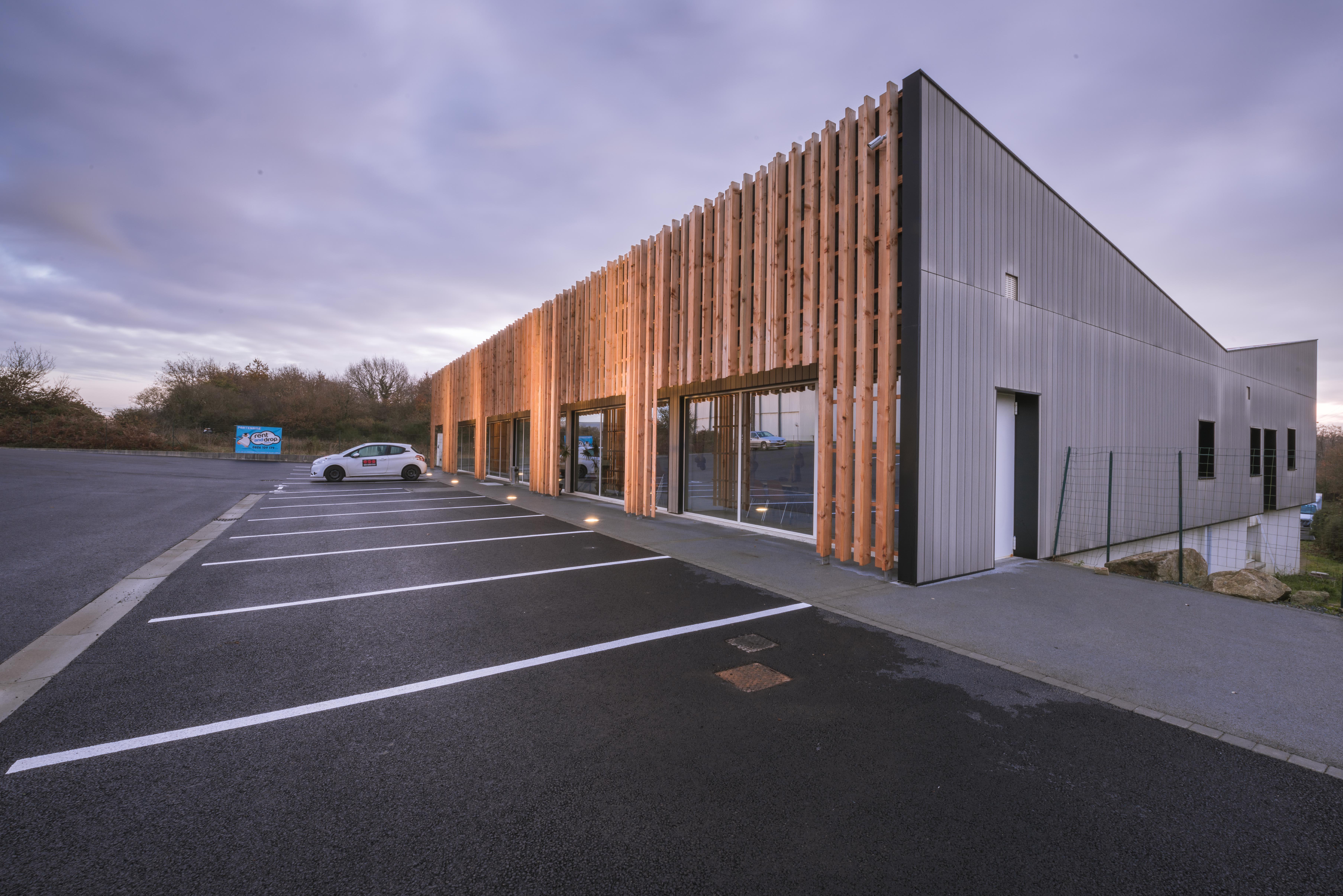 salle de réunion pour 35 personnes à La Roche-sur-Yon
