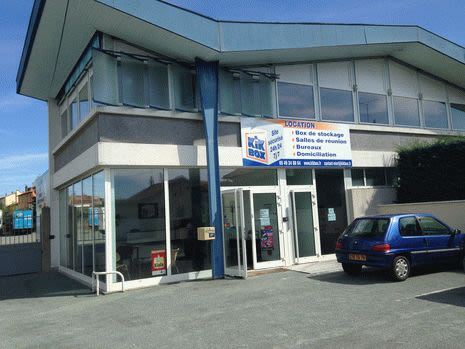 salle de réunion pour 10 personnes à Niort