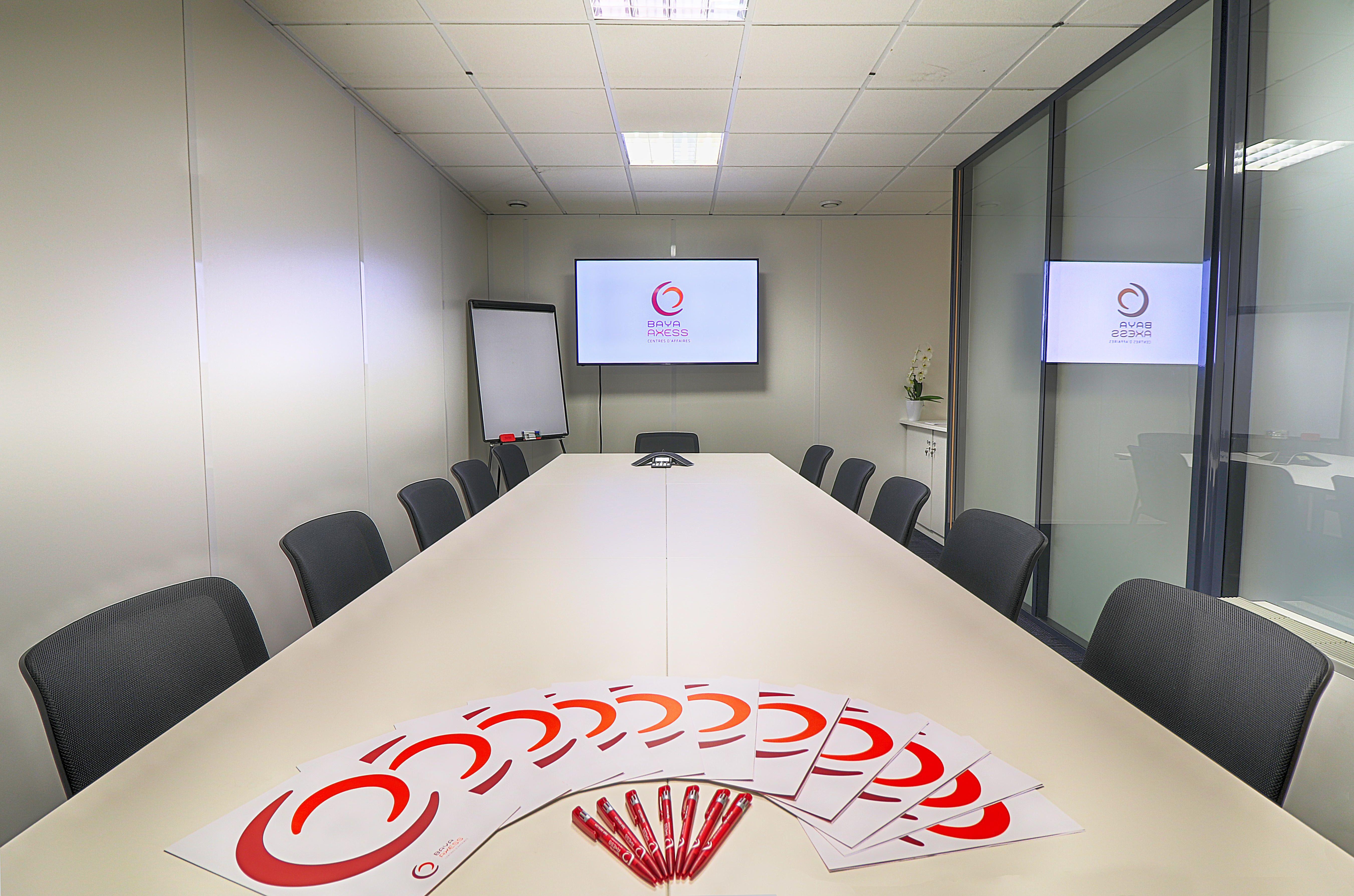 salle de réunion pour 12 personnes à Biot
