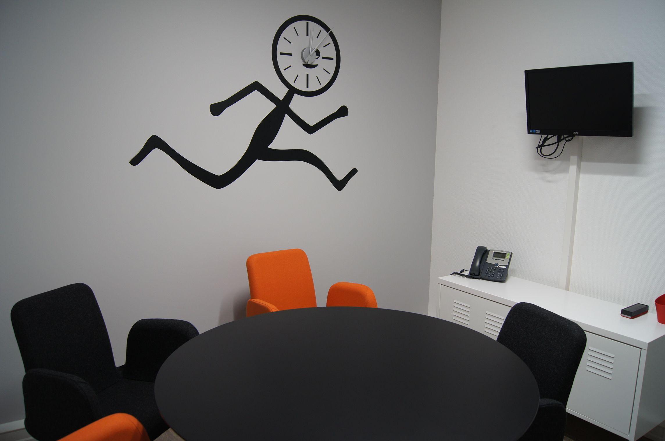 salle de réunion pour 4 personnes à Lille