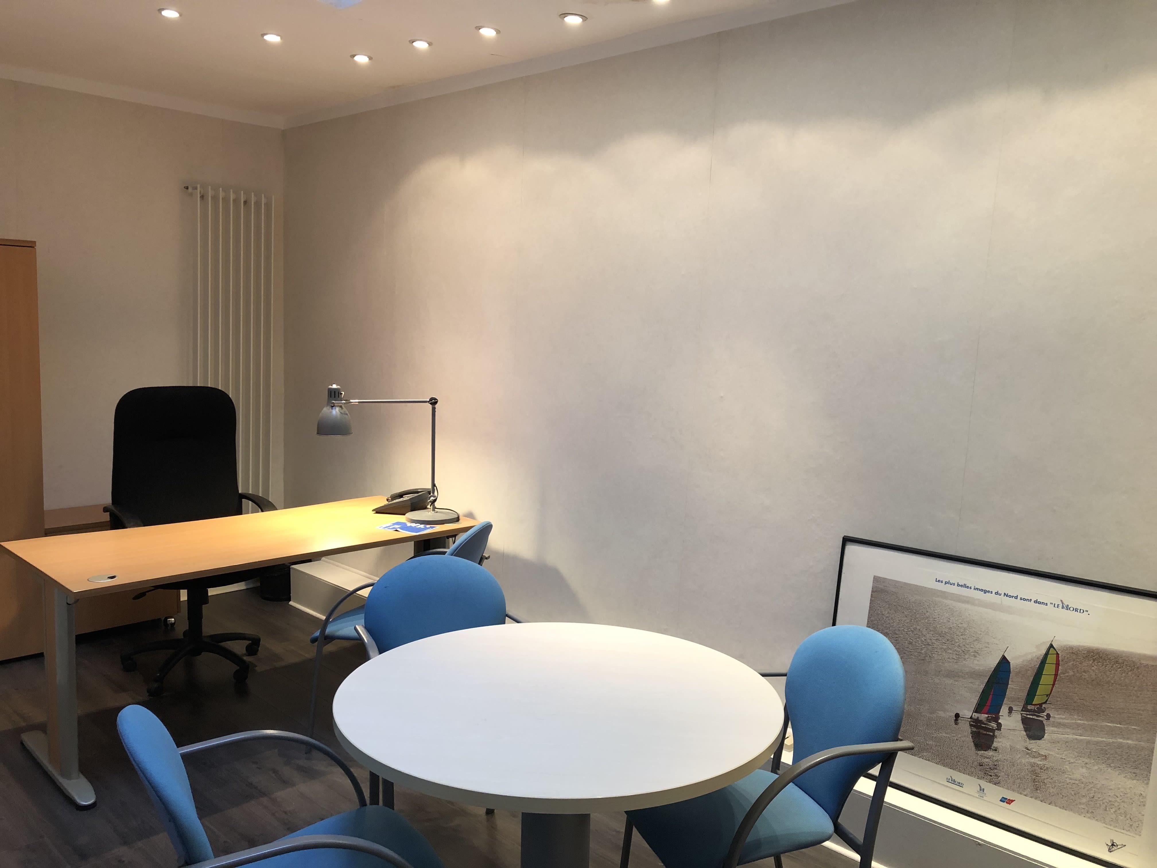 bureau privatif de 4 personnes à Lille