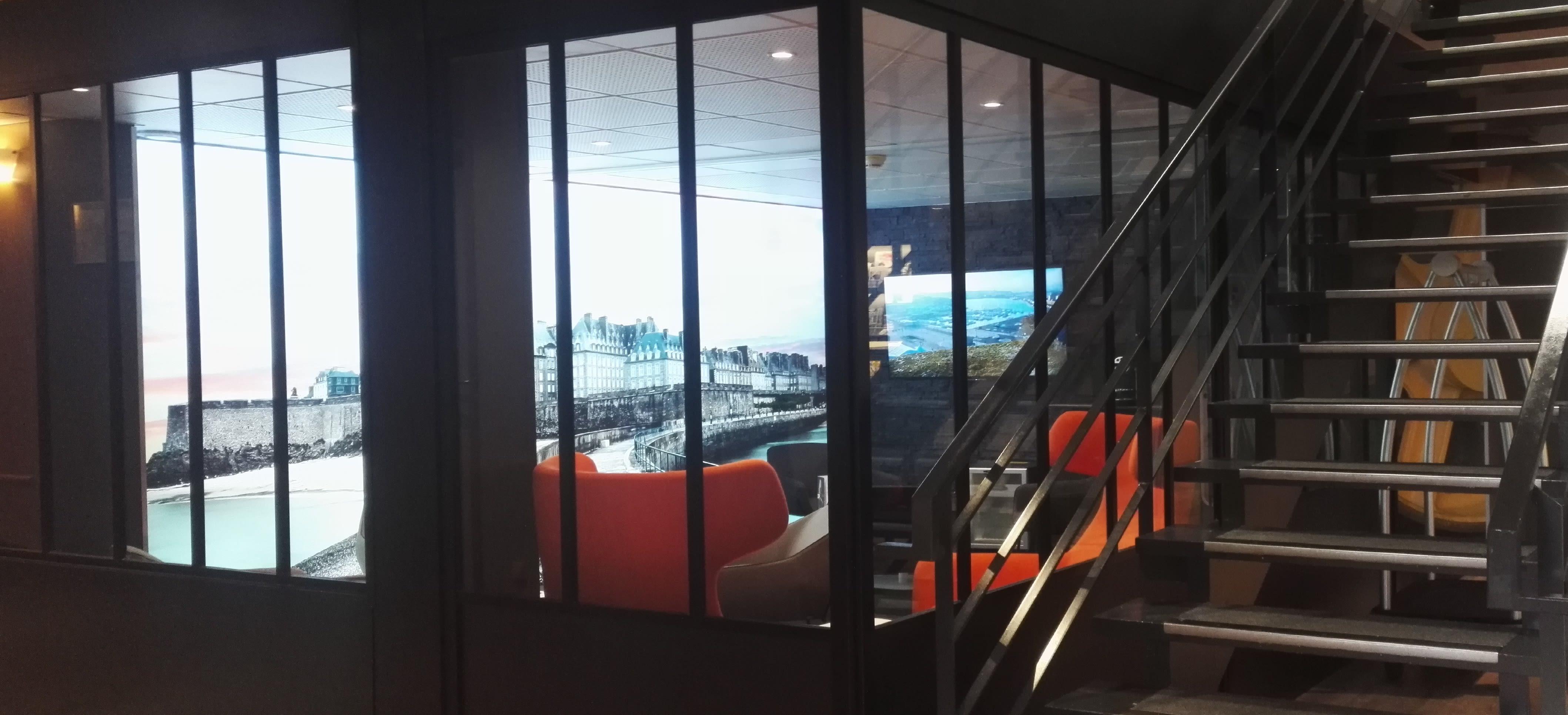 espace partagé d'une capacité de 15 personnes à Saint-Malo