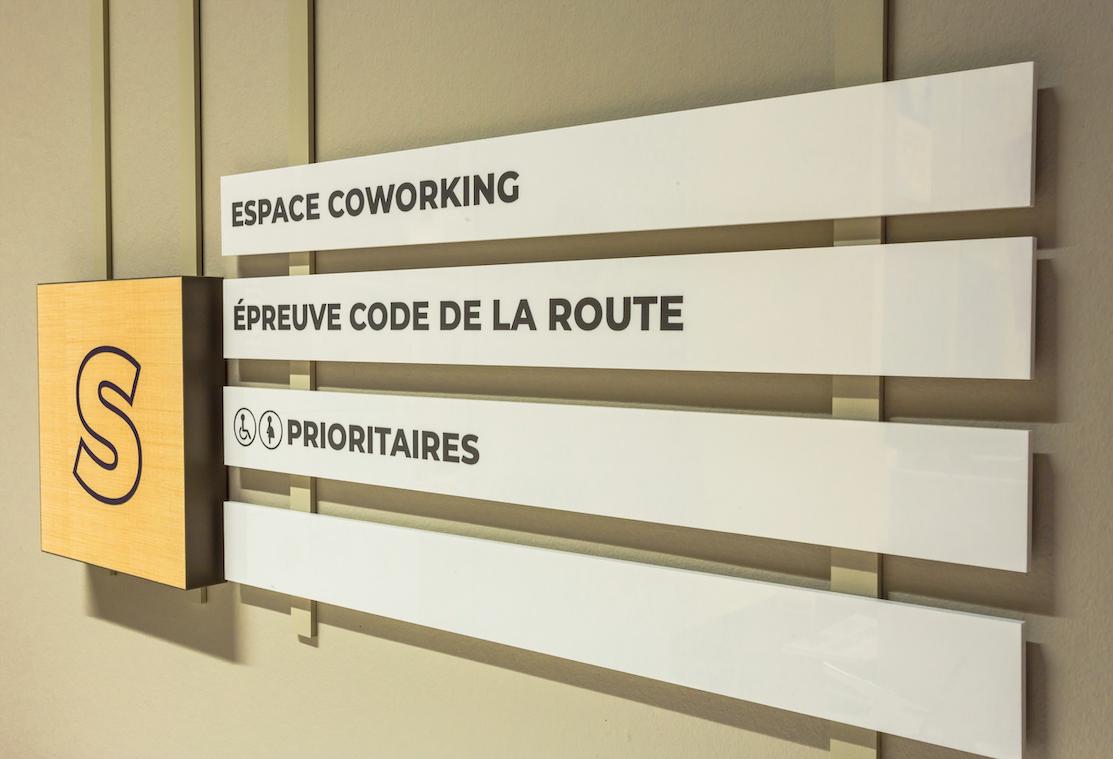 bureau privatif de 2 personnes à Rennes