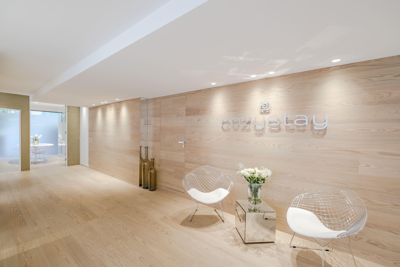 bureau privatif de 25 personnes à Cannes
