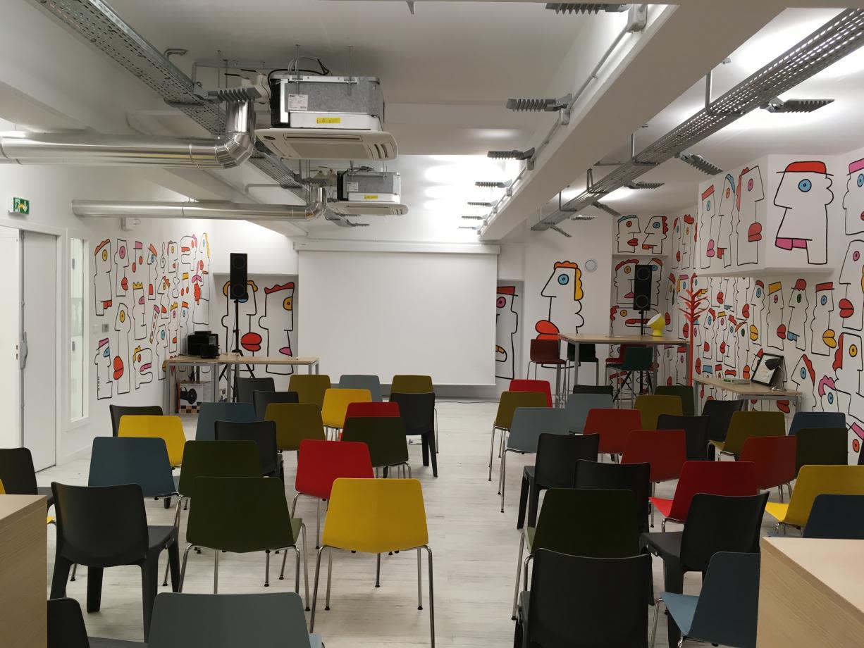 salle de réunion pour 100 personnes à Marseille